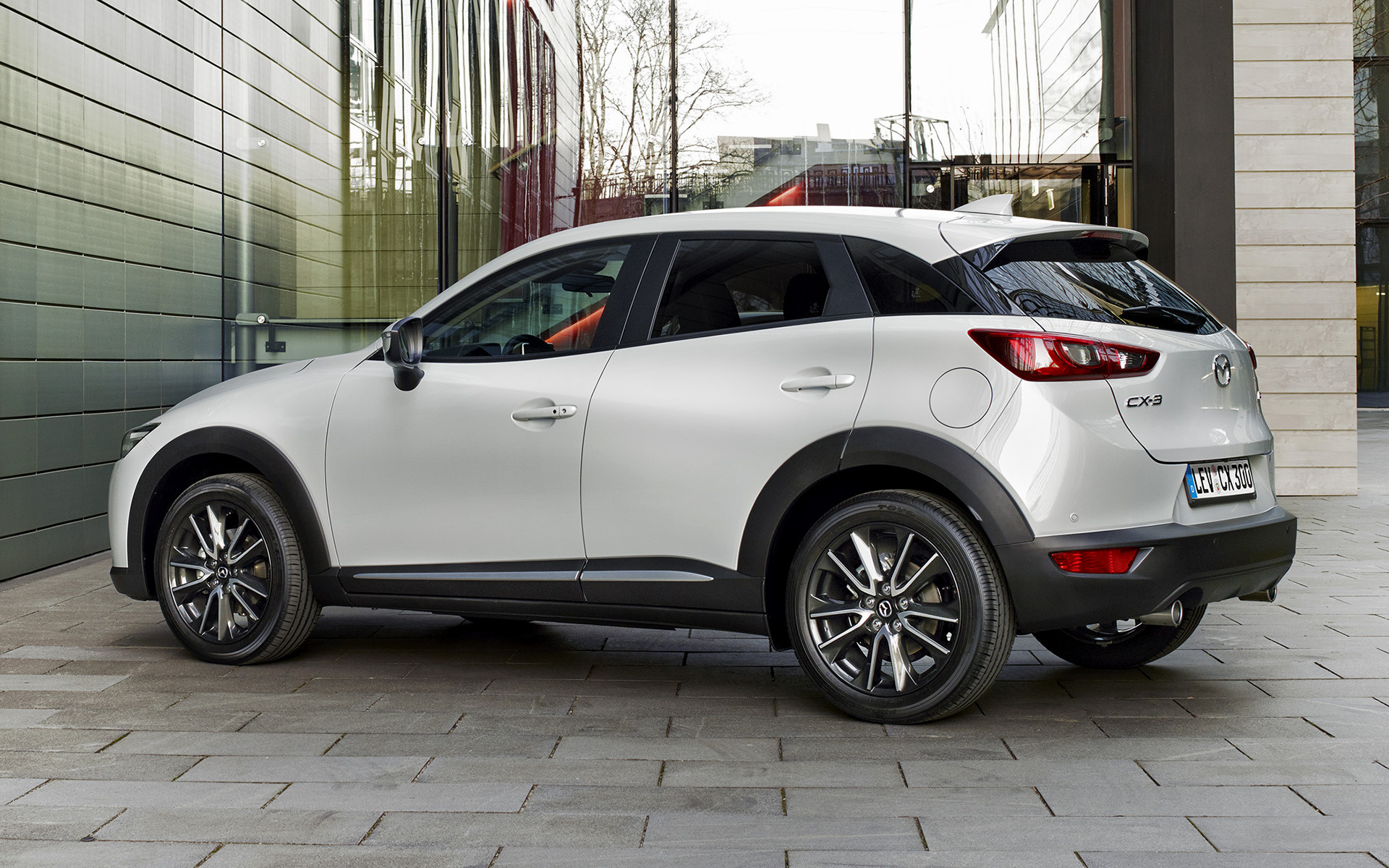 Mazda Cx 3 >> 2015 Mazda CX-3 - Wallpapers and HD Images | Car Pixel