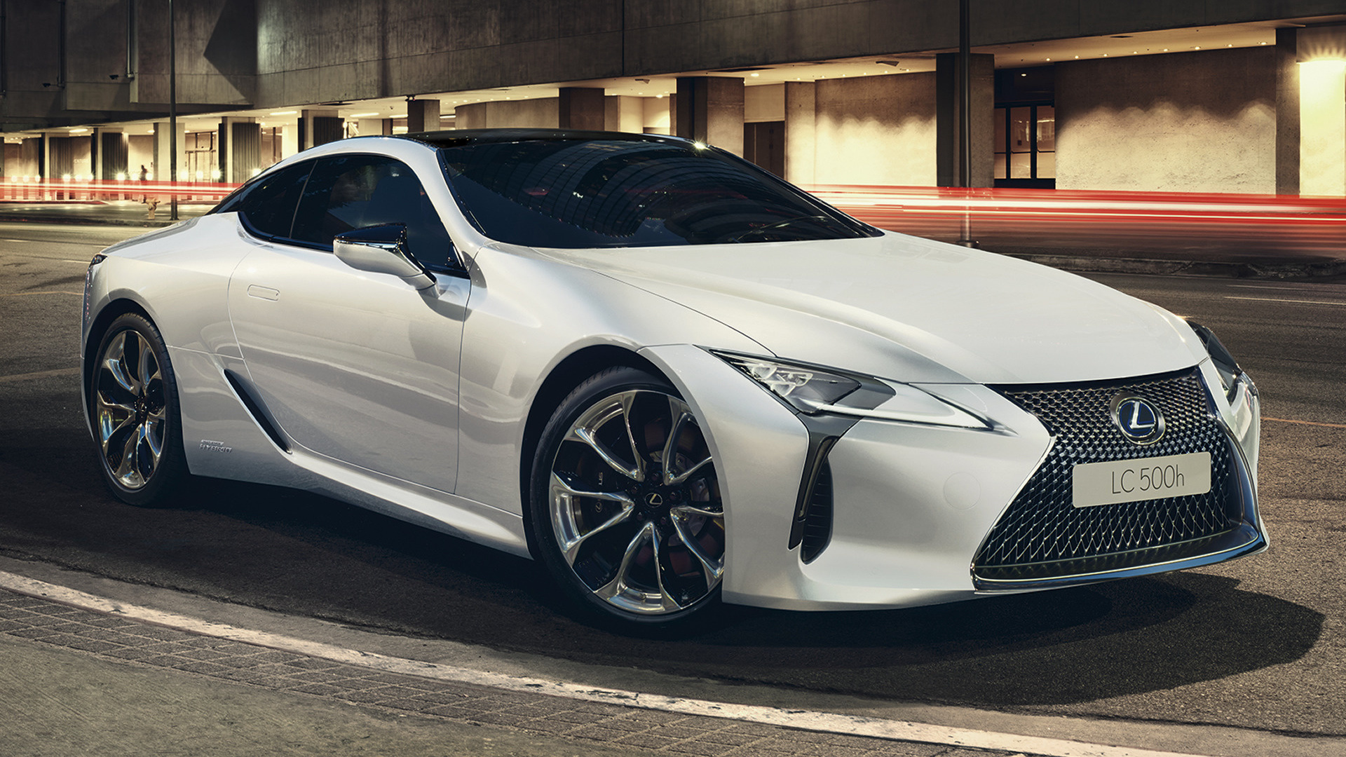 2017 Lexus LC Hybrid Launch Edition