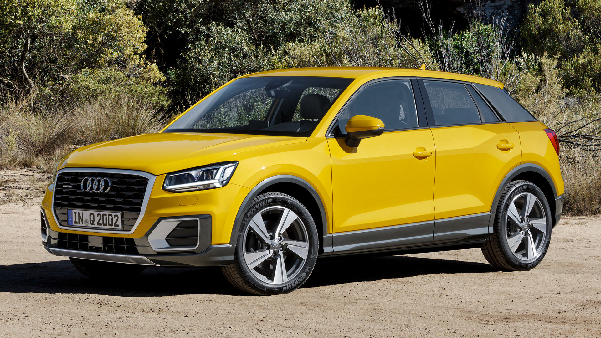 2016 Audi Q2 - Wallpapers and HD Images   Car Pixel