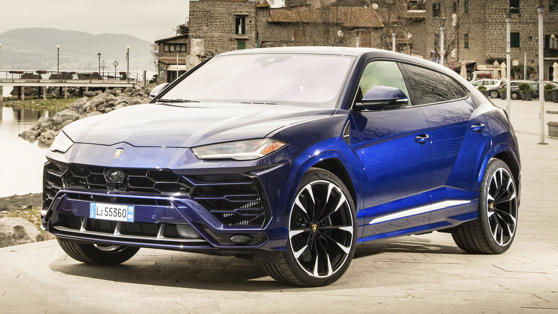 Land Rover Truck >> 2019 Lamborghini Urus (US) - Wallpapers and HD Images ...