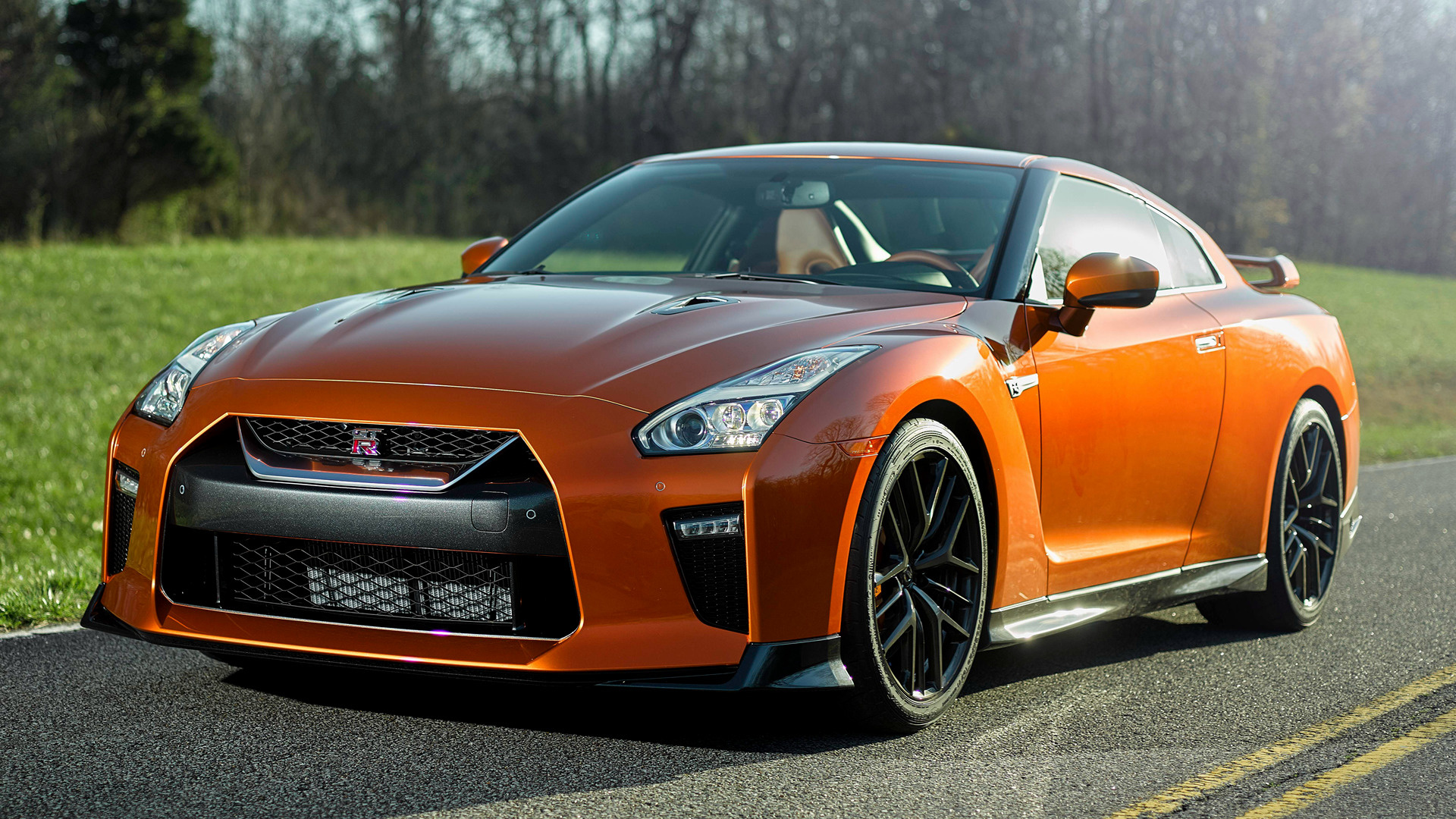 Nissan gt r 2017 us wallpapers and hd images car pixel - Nissan gtr hd wallpaper ...