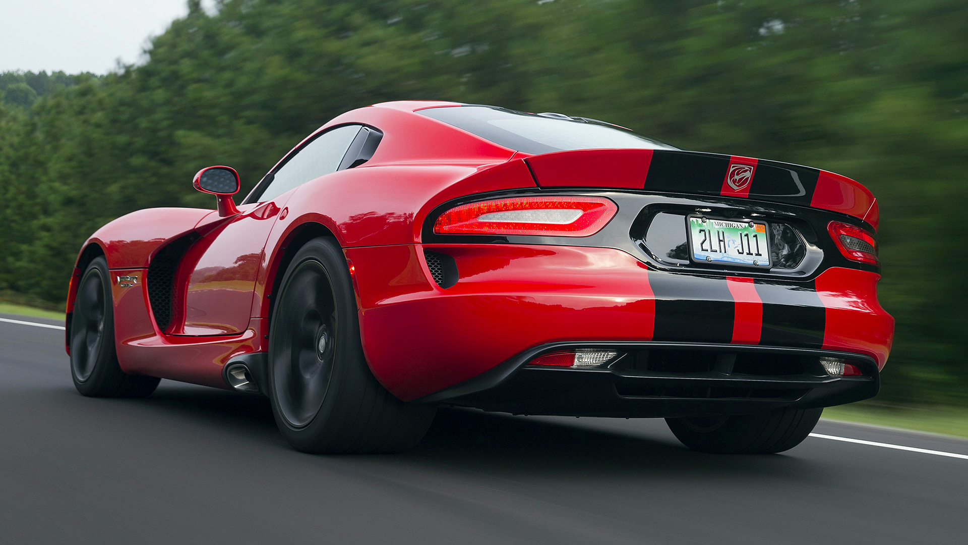 dodge viper gts 2015 wallpapers and hd images car pixel. Black Bedroom Furniture Sets. Home Design Ideas