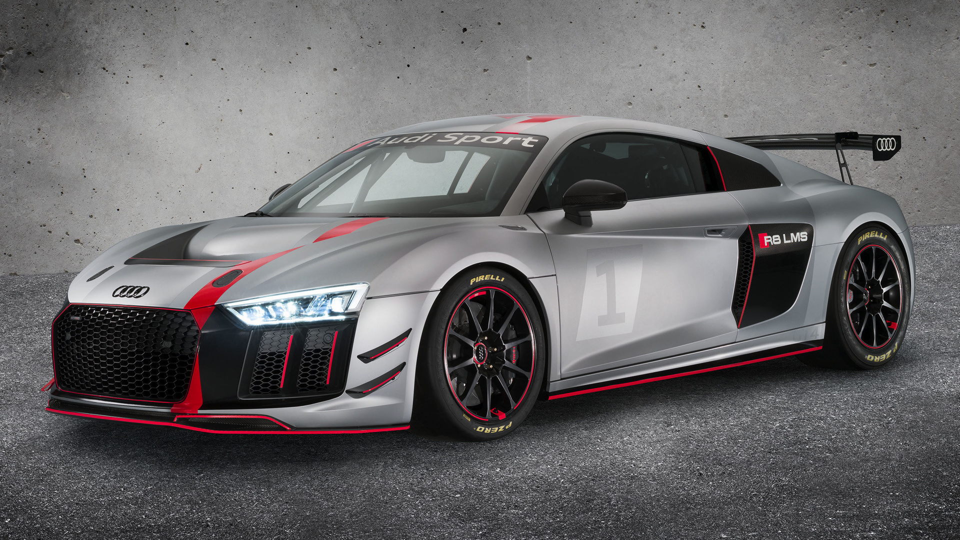 2017 Audi R8 Lms Gt4 Wallpapers And Hd Images Car Pixel