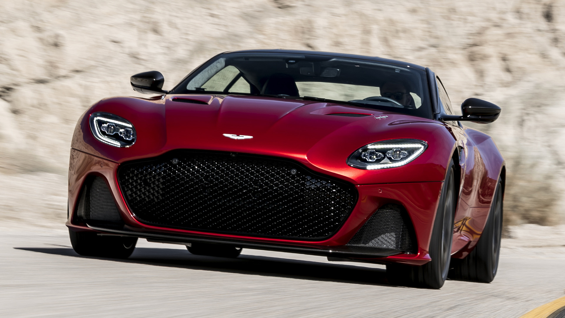 2018 Aston Martin Dbs Superleggera Wallpapers And Hd Images