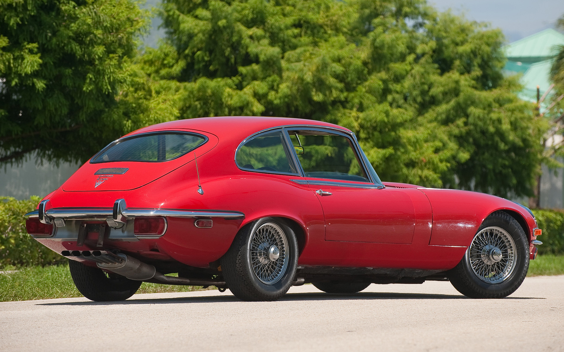 Wide 8:5 · Jaguar E-Type V12 ...