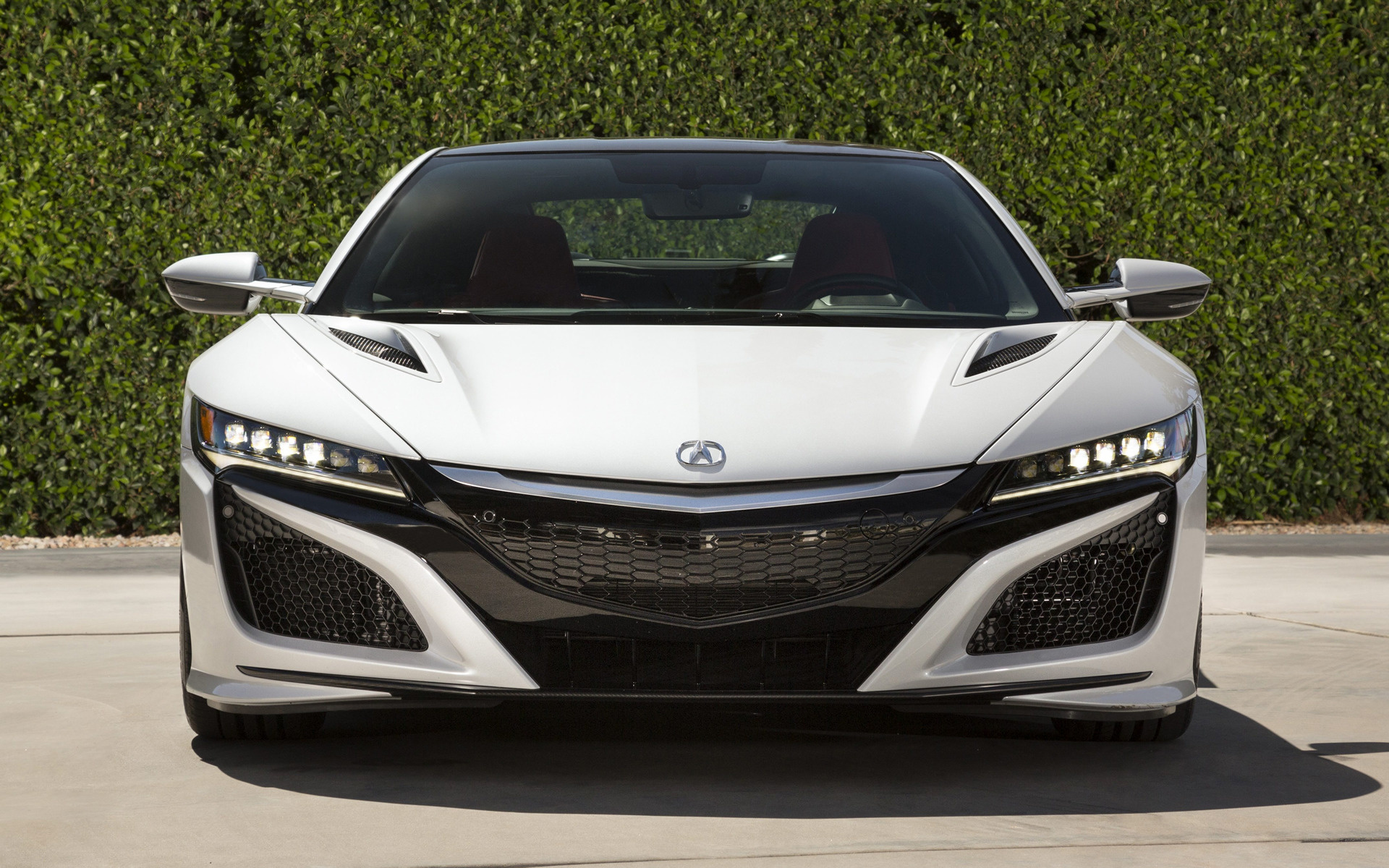 2017 Acura NSX - Wallpapers And HD Images