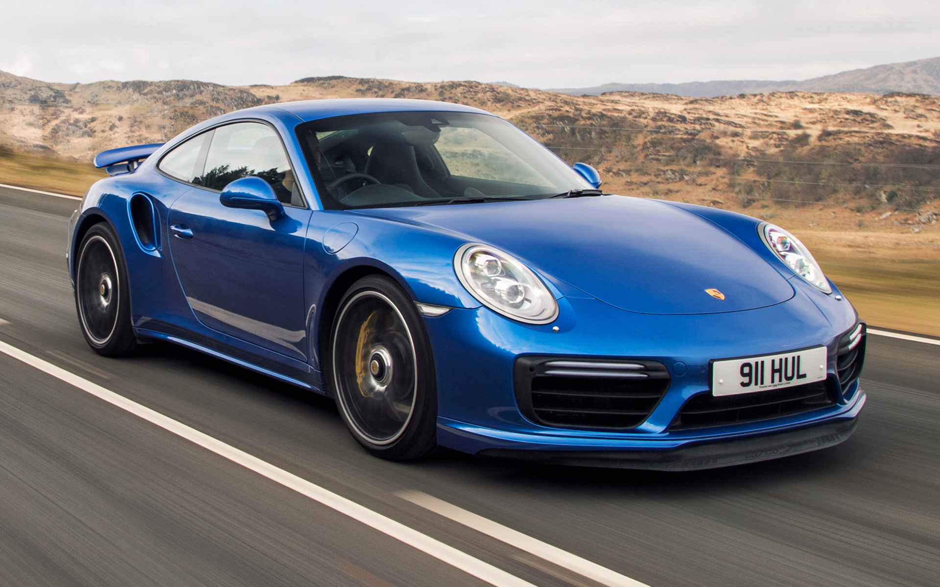 porsche 911 turbo s (2016) uk wallpapers and hd images - car pixel