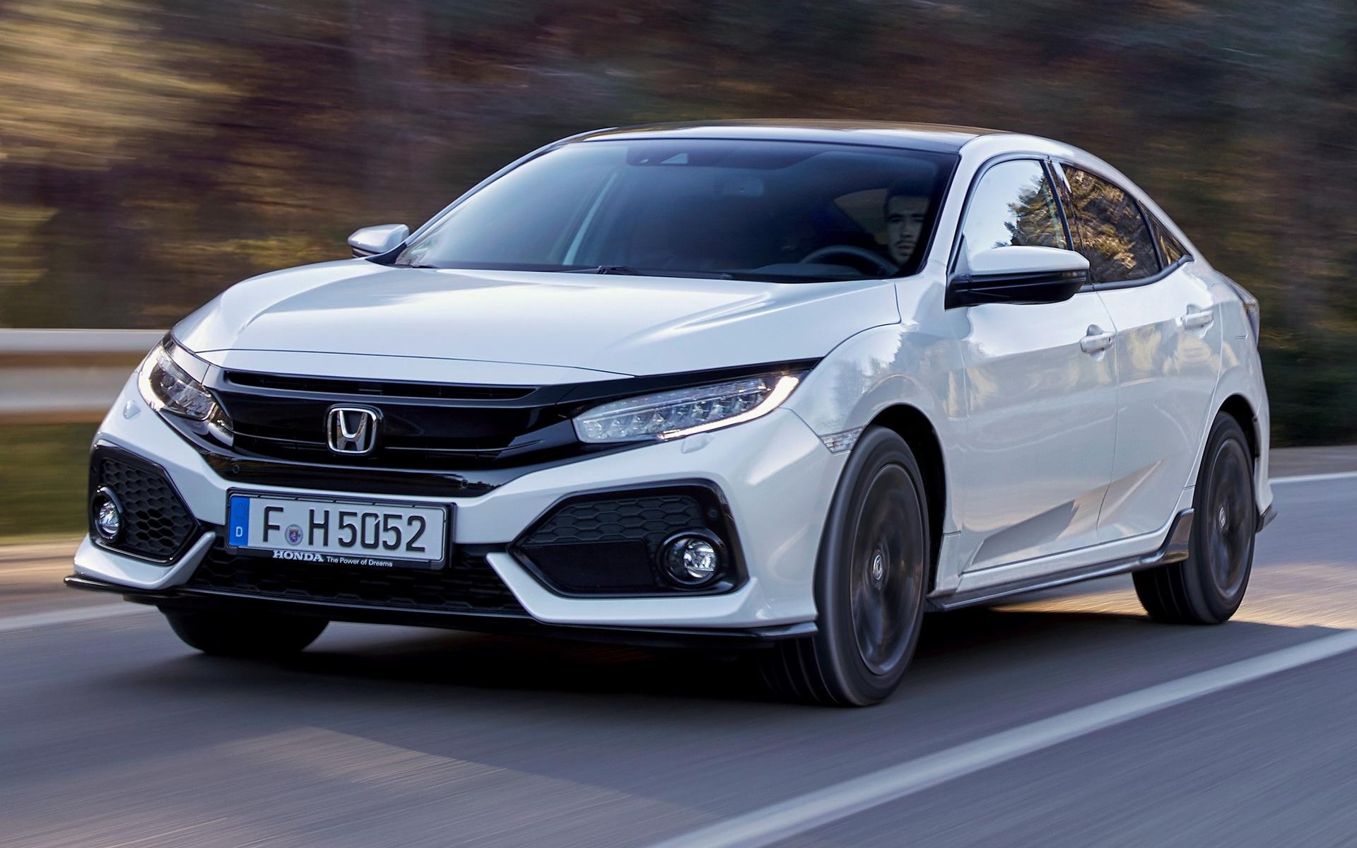 Wide 8:5 · Honda Civic Sport ...