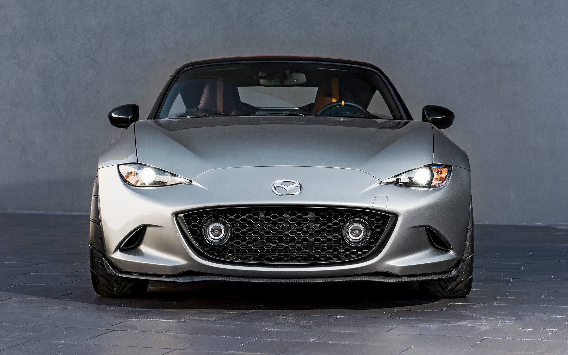 Mazda MX-5 Spyder Concept (2015) Wallpapers and HD Images - Car Pixel