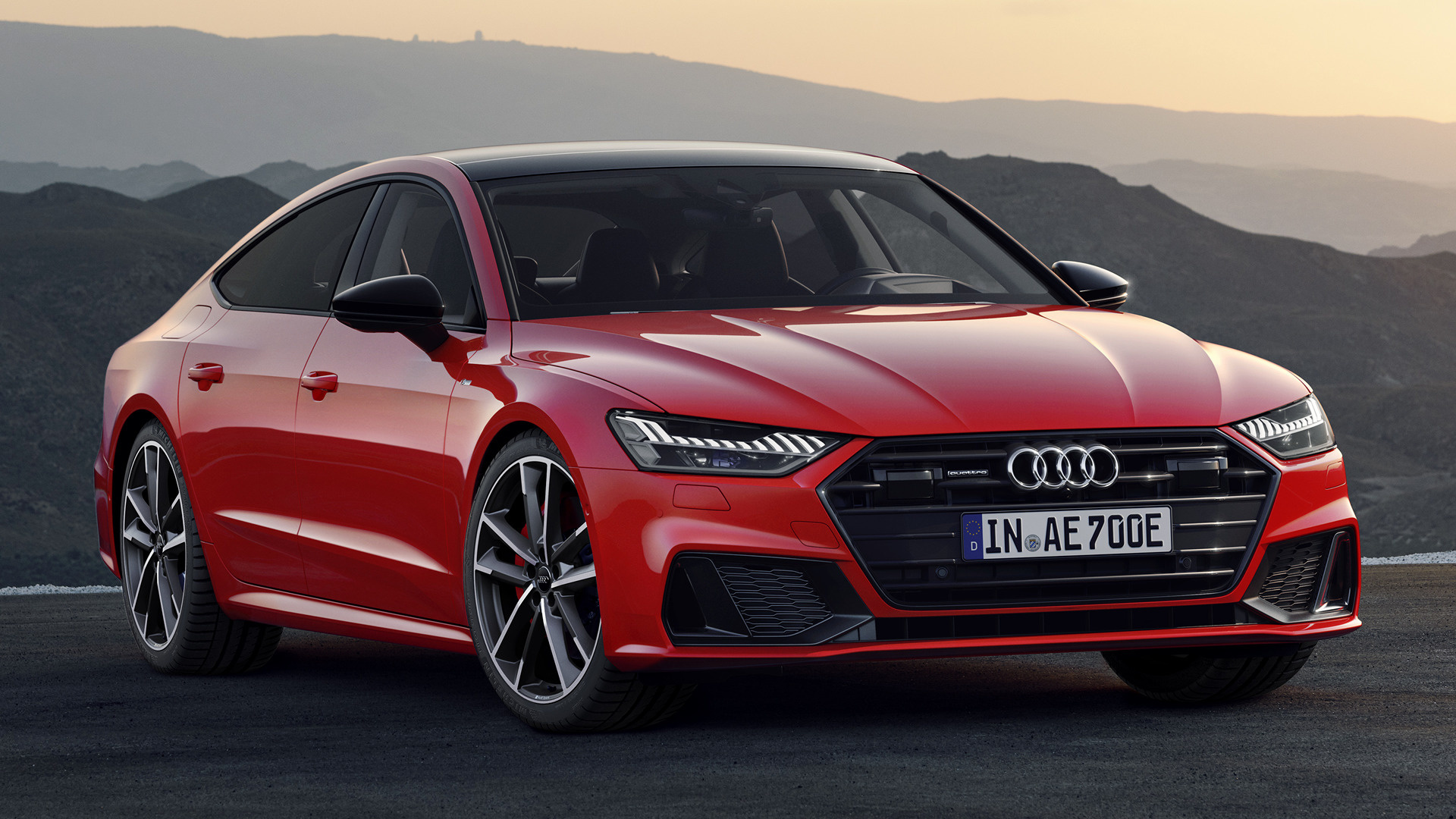 2019 Audi A7 Sportback Plug In Hybrid S Line Wallpapers