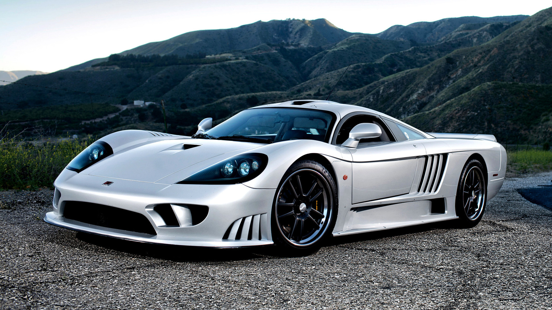 Saleen S7 (2000) Wallpapers and HD Images - Car Pixel