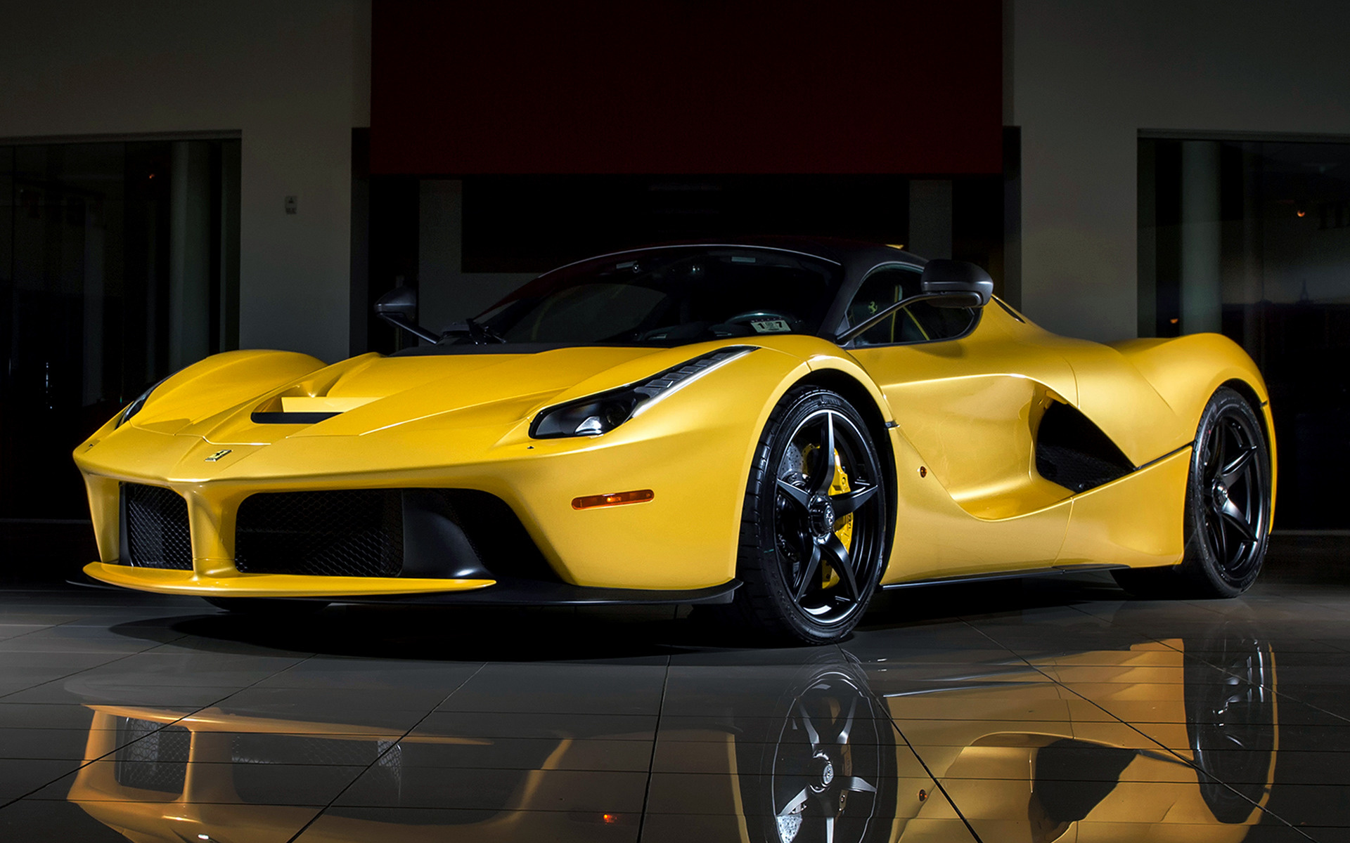 All Car Brands >> 2013 LaFerrari (US) - Wallpapers and HD Images | Car Pixel