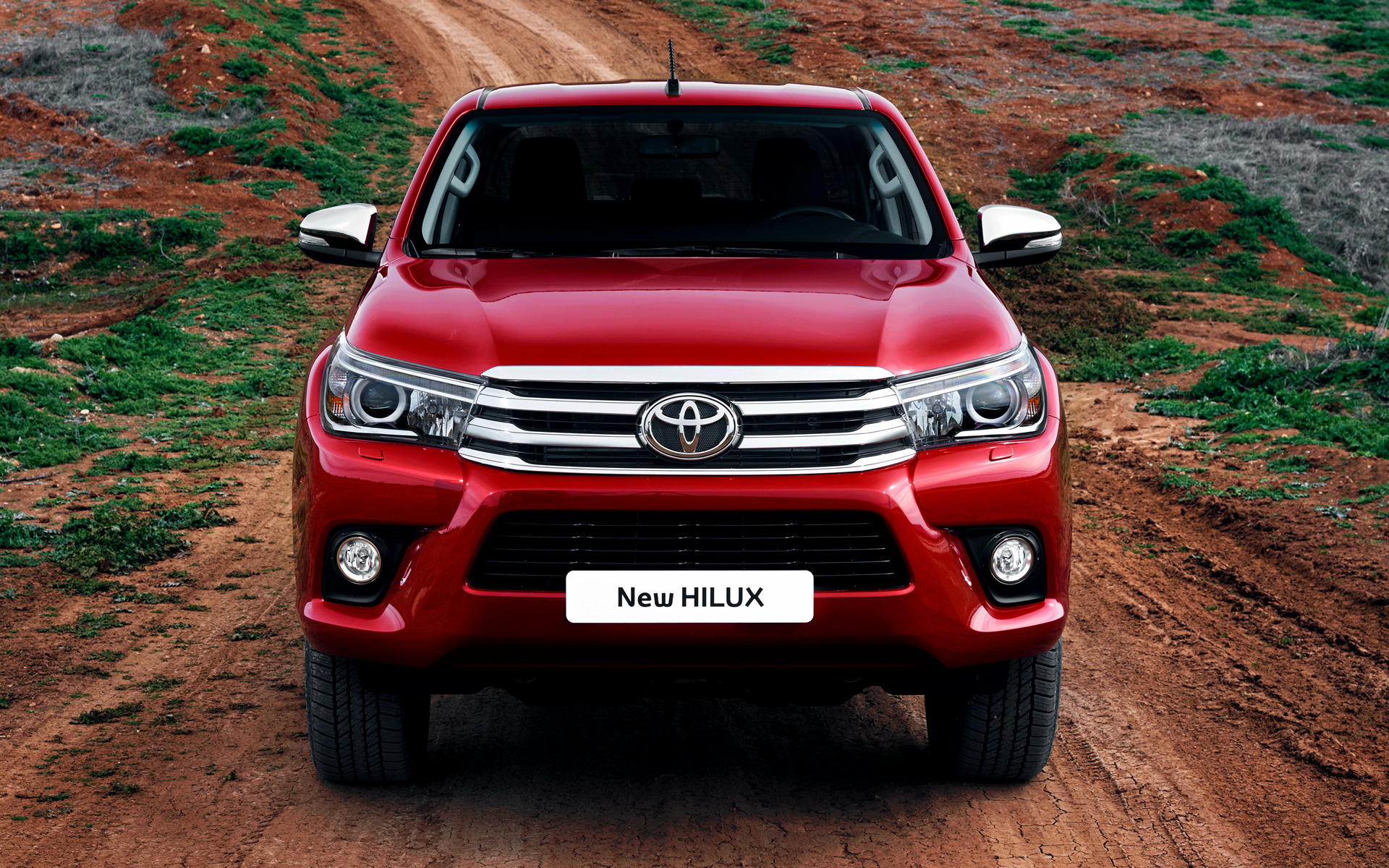 Wide 8 5 toyota hilux