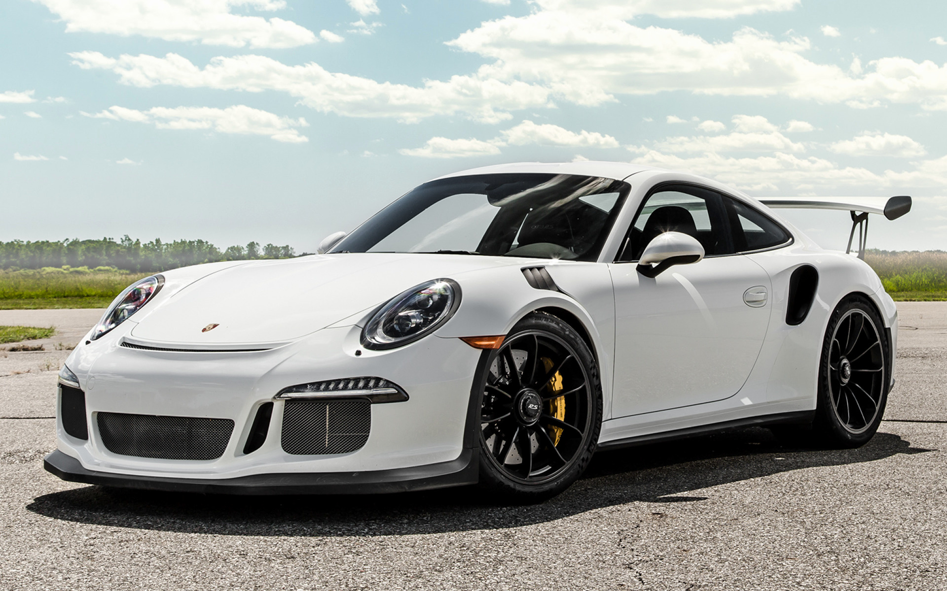 Porsche 911 GT3 RS (2016) US Wallpapers and HD Images ...