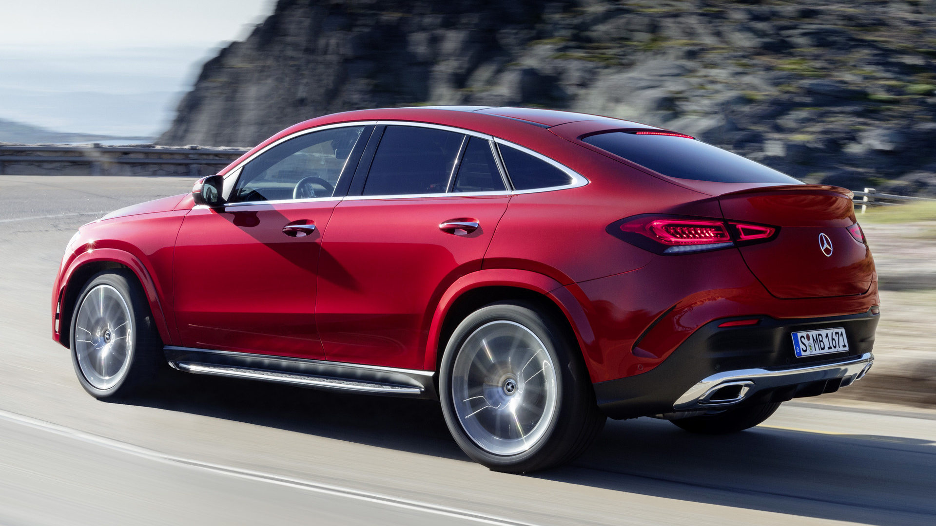 2019 mercedes benz gle class coupe amg line. Black Bedroom Furniture Sets. Home Design Ideas