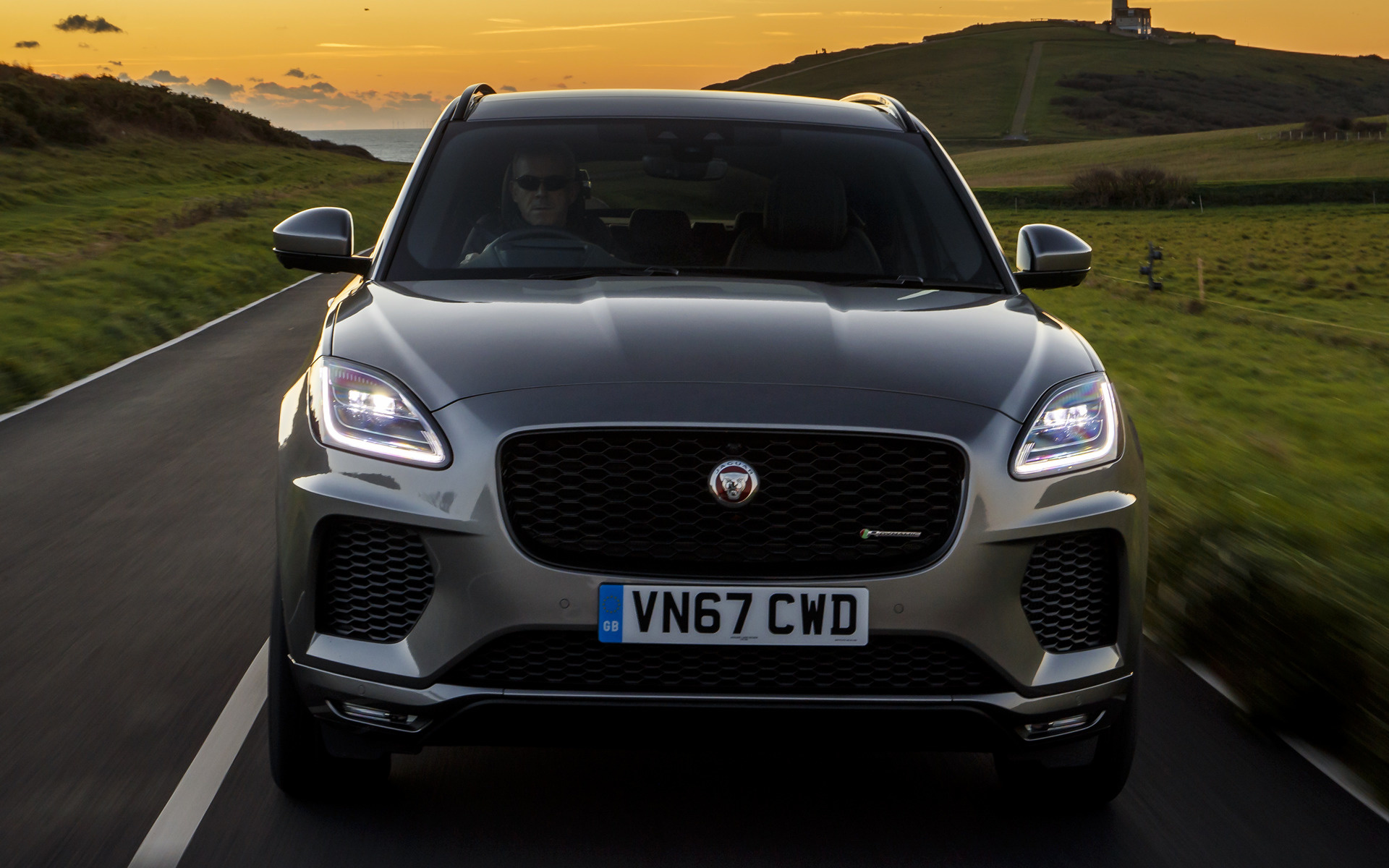 2017 Jaguar E-Pace R-Dynamic (UK) - Wallpapers and HD ...