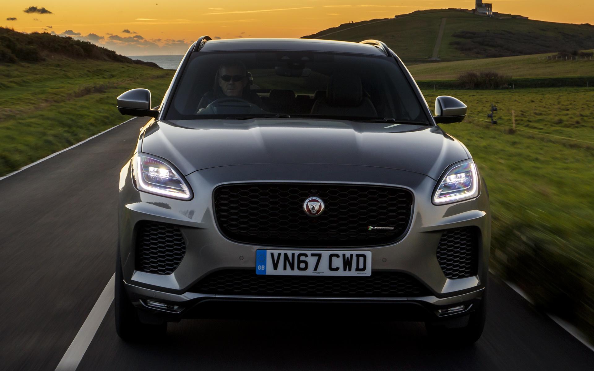 2017 Jaguar E-Pace R-Dynamic (UK) - Wallpapers and HD Images | Car Pixel