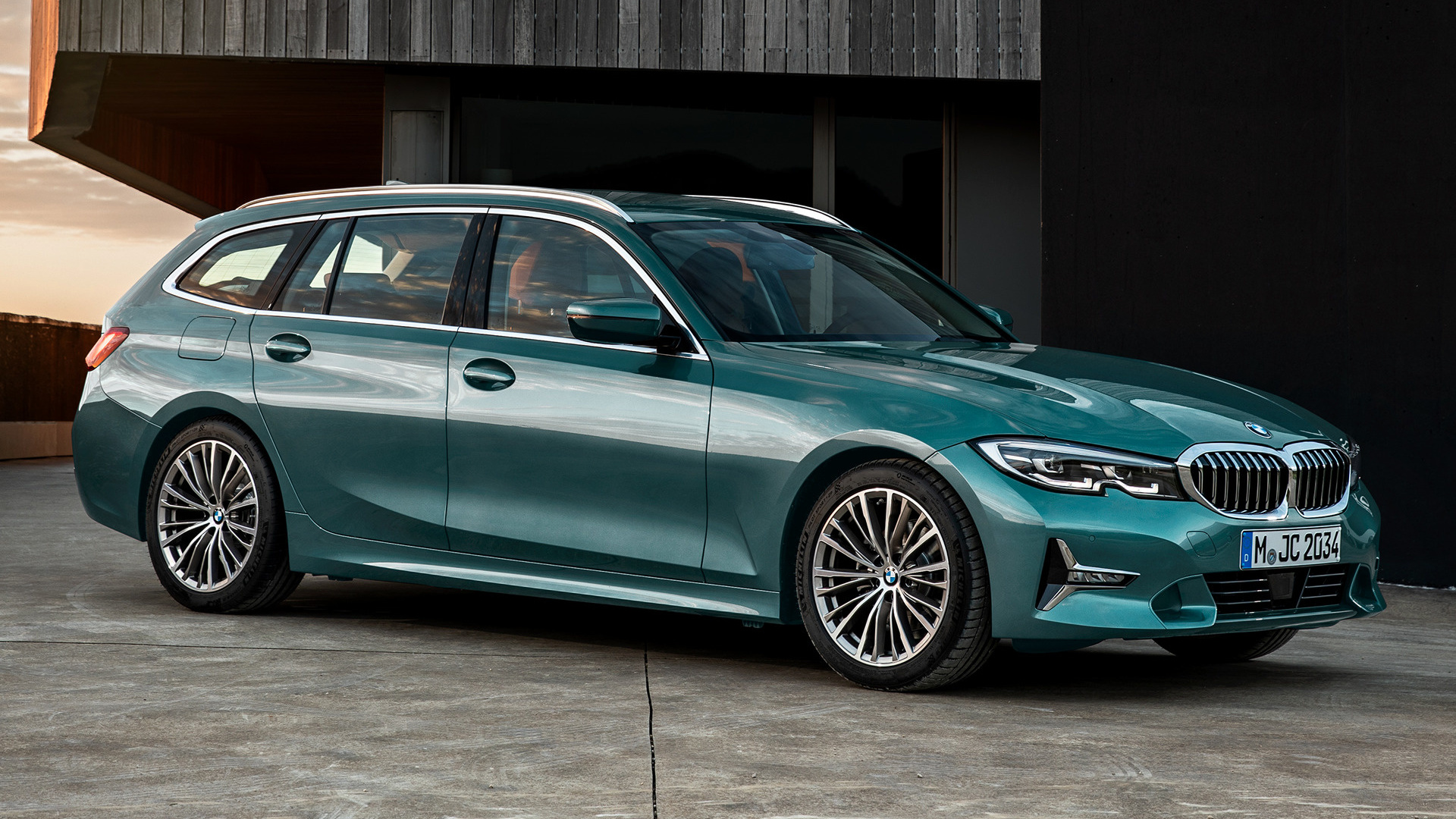 Ed Martin Gmc >> 2019 BMW 3 Series Touring - Wallpapers and HD Images | Car ...