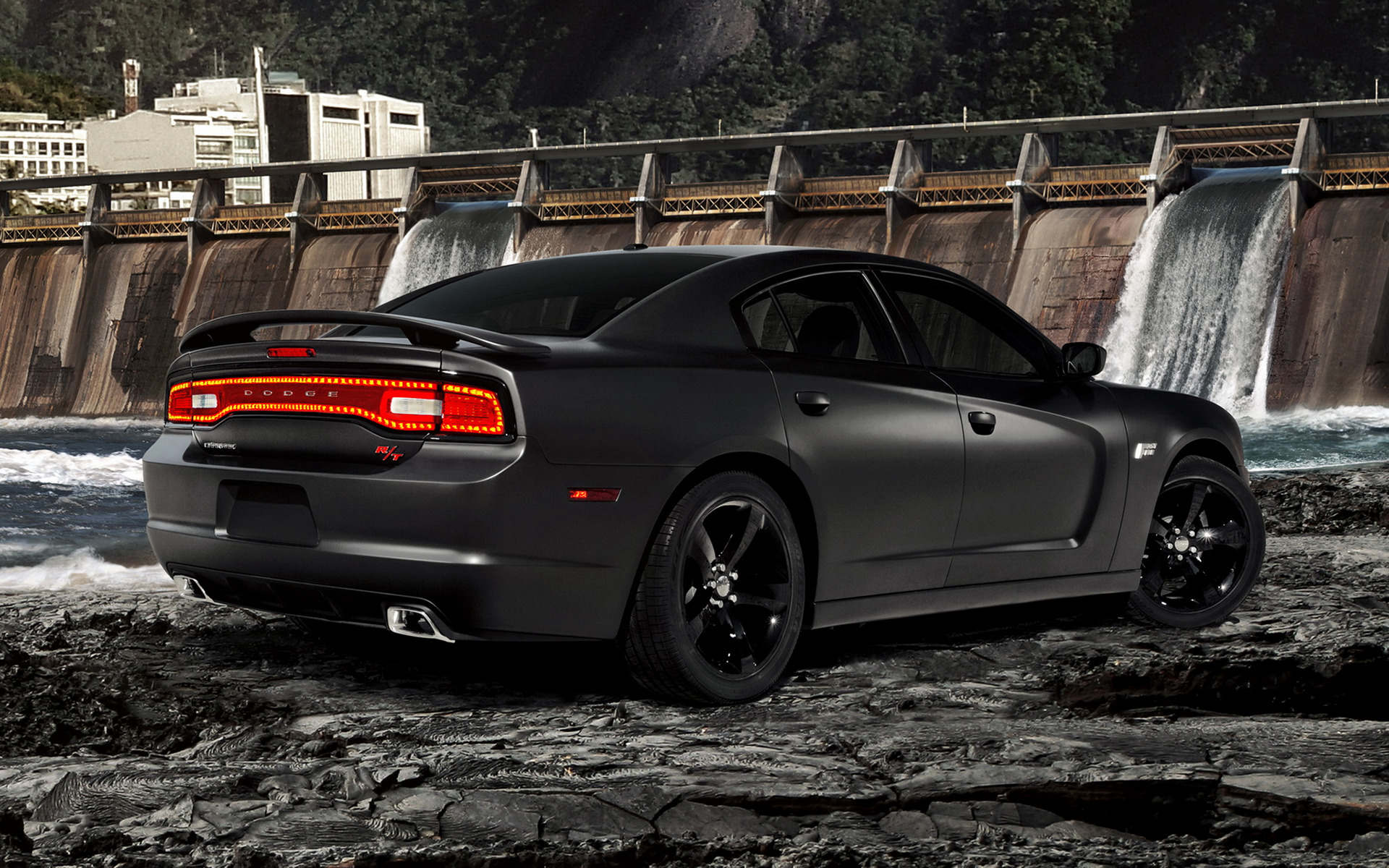 2011 Dodge Charger R T Fast Five Wallpapers And Hd