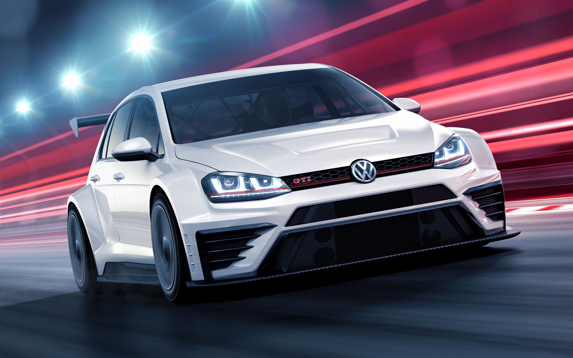 Volkswagen Golf GTI TCR (2016) Wallpapers and HD Images - Car Pixel