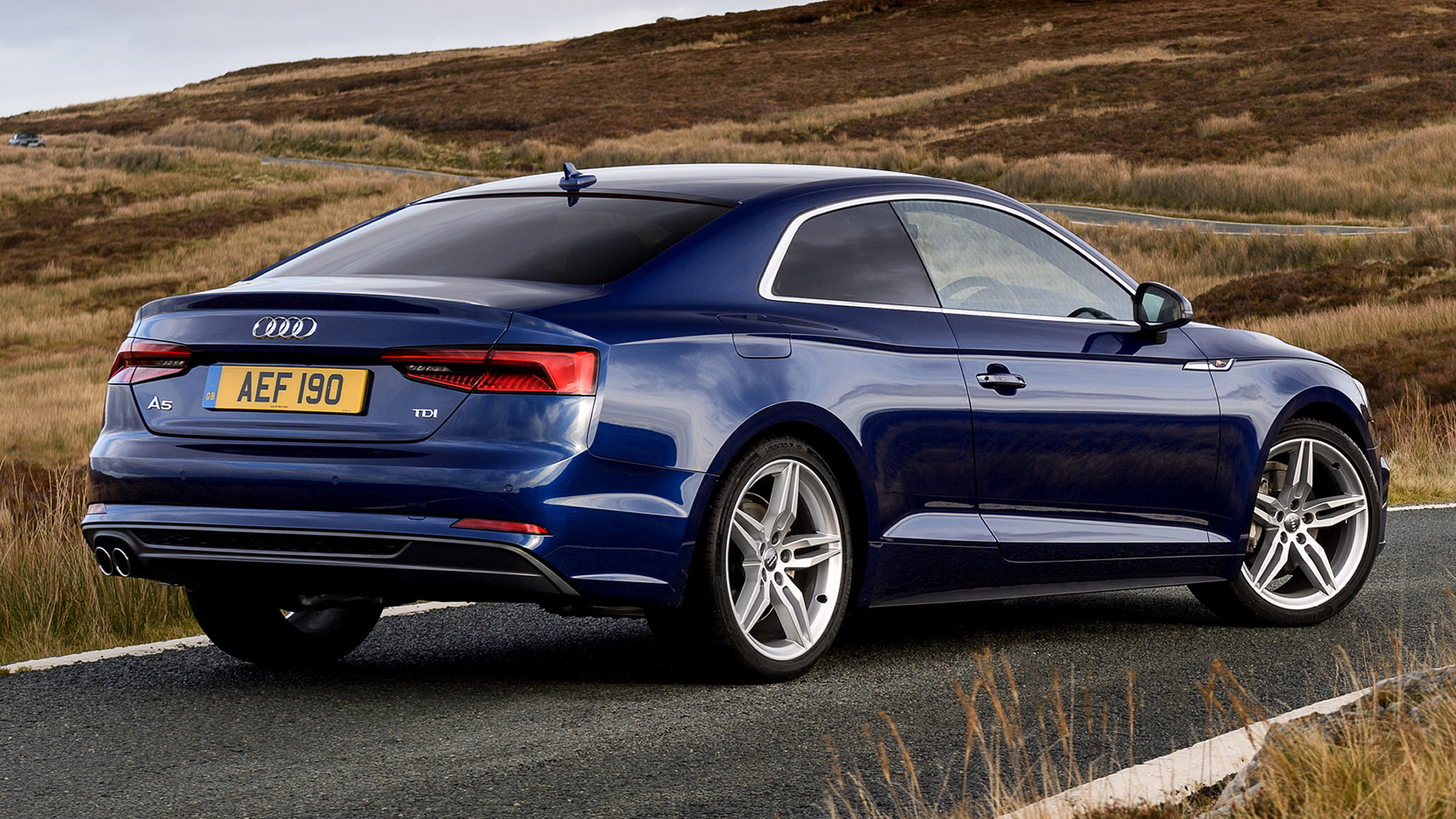 Audi A5 Coupe S Line 2016 Uk Wallpapers And Hd Images