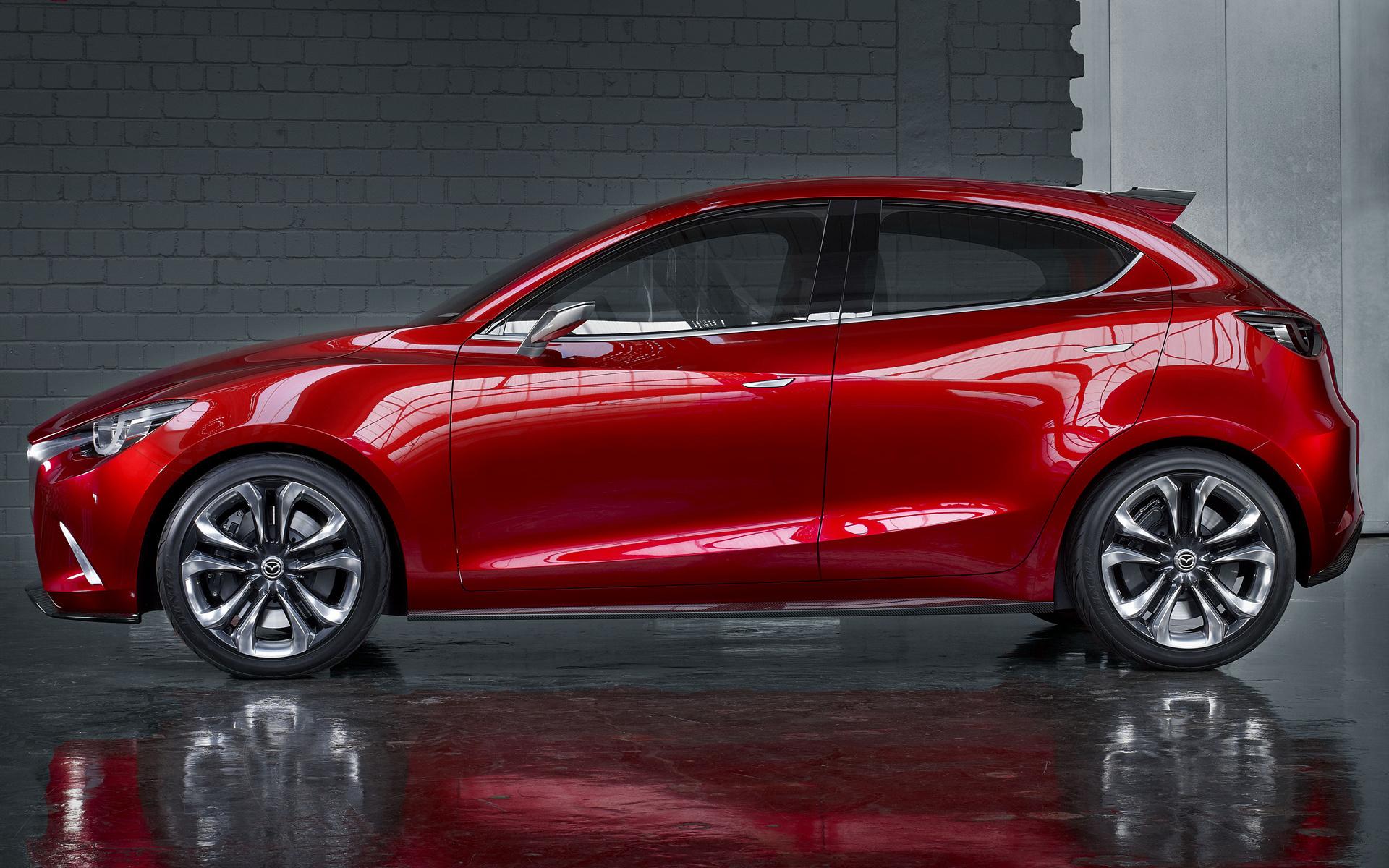 Mazda Hazumi Concept (2014) Wallpapers and HD Images - Car Pixel