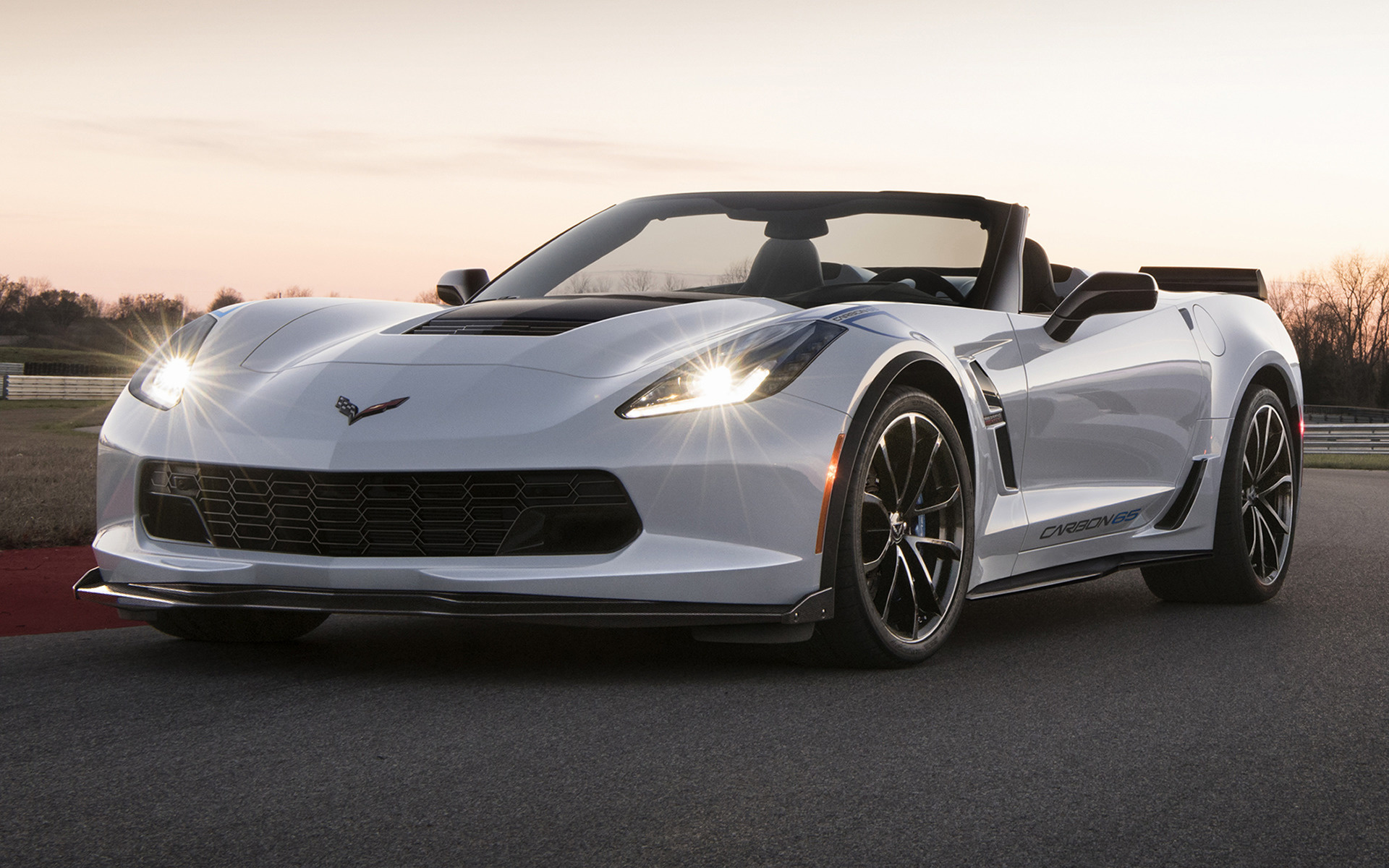 2018 Chevrolet Corvette Grand Sport Convertible Carbon 65