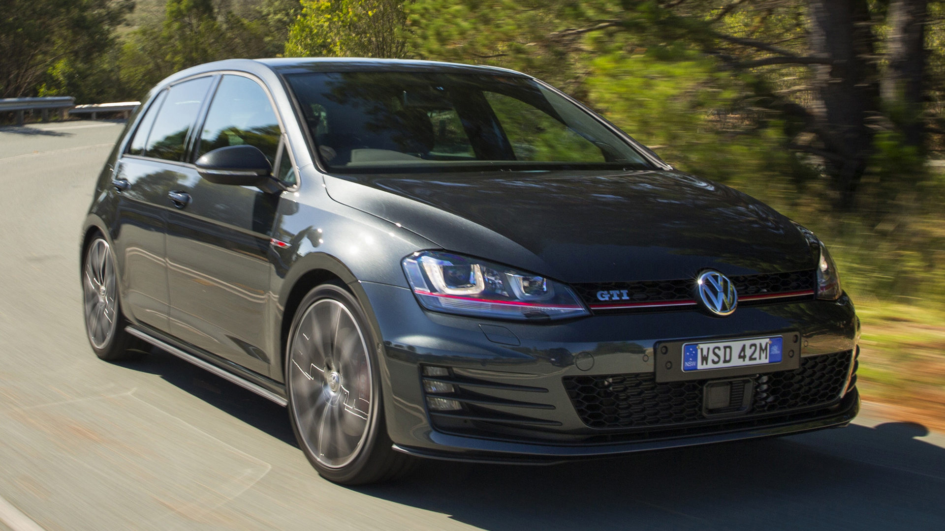 2014 Volkswagen Golf Gti Performance 5 Door Au Fondos De