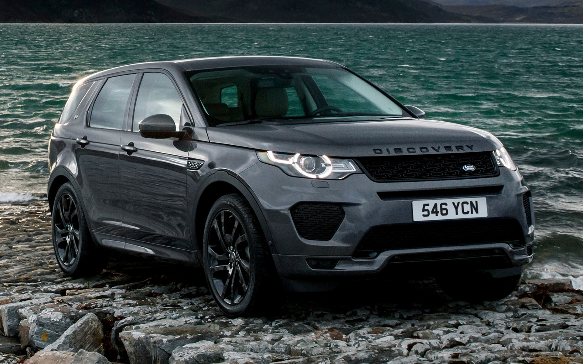 Land Rover Discovery >> 2017 Land Rover Discovery Sport Dynamic - Wallpapers and ...