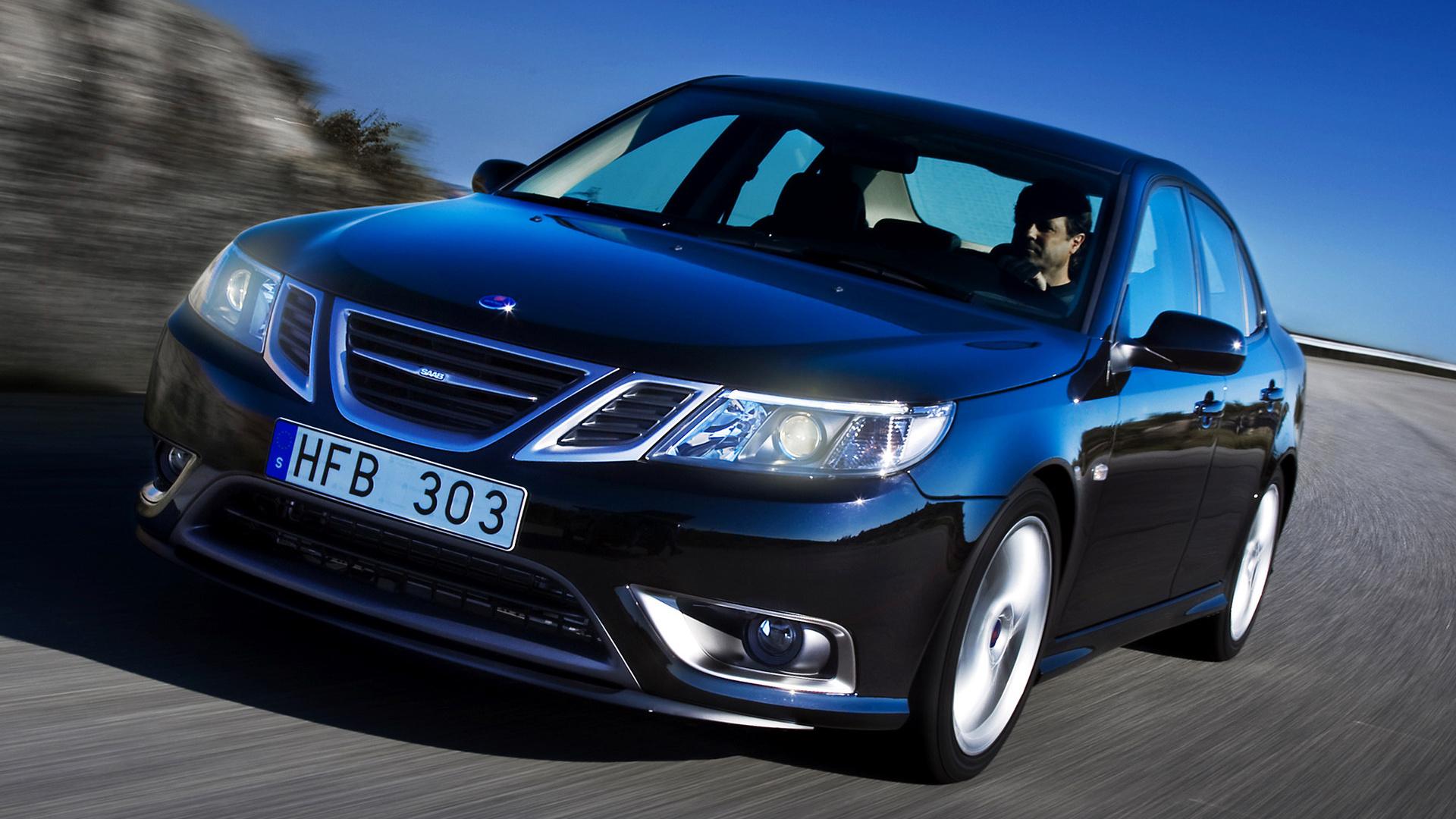 Mazda 3 Sport >> 2008 Saab 9-3 Turbo X Sport Sedan - Wallpapers and HD ...
