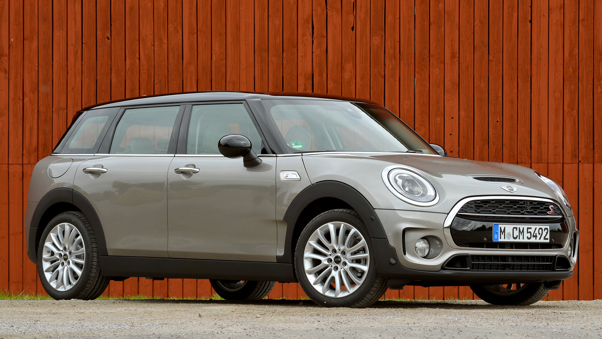 mini cooper s clubman 2015 wallpapers and hd images car pixel. Black Bedroom Furniture Sets. Home Design Ideas