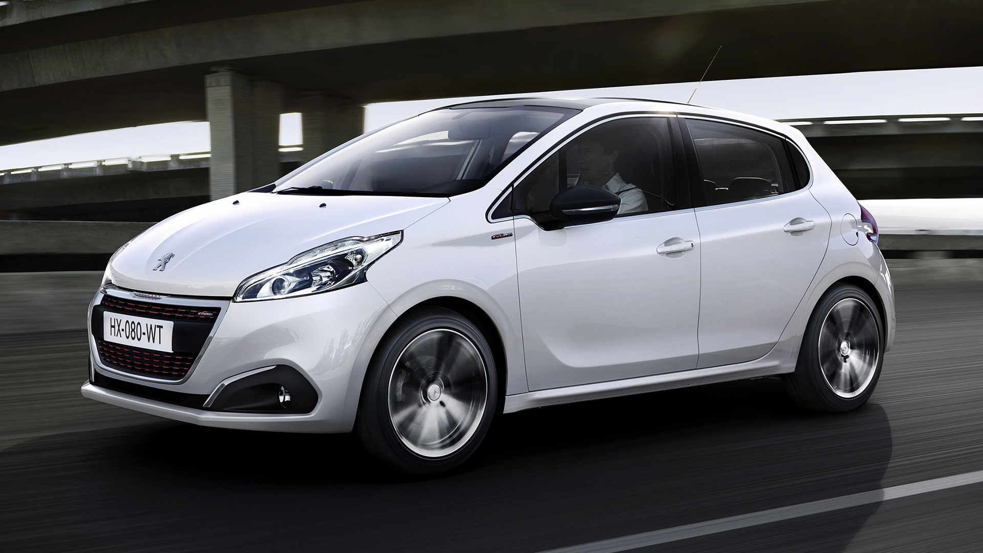 2015 Peugeot 208 Gt Line 5 Door Wallpapers And Hd Images