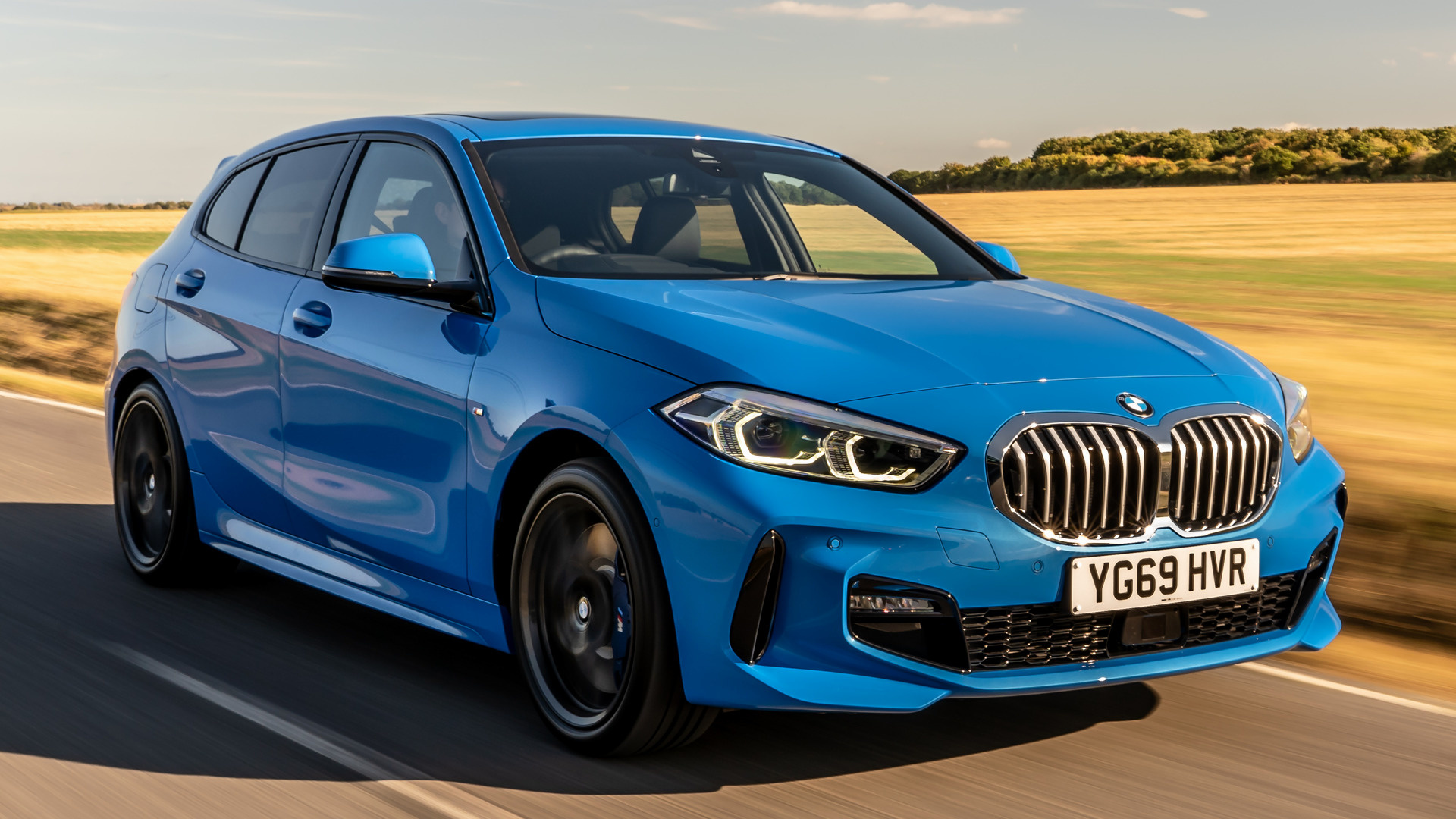 2019 BMW 1 Series M Sport (UK) - Wallpapers and HD Images ...