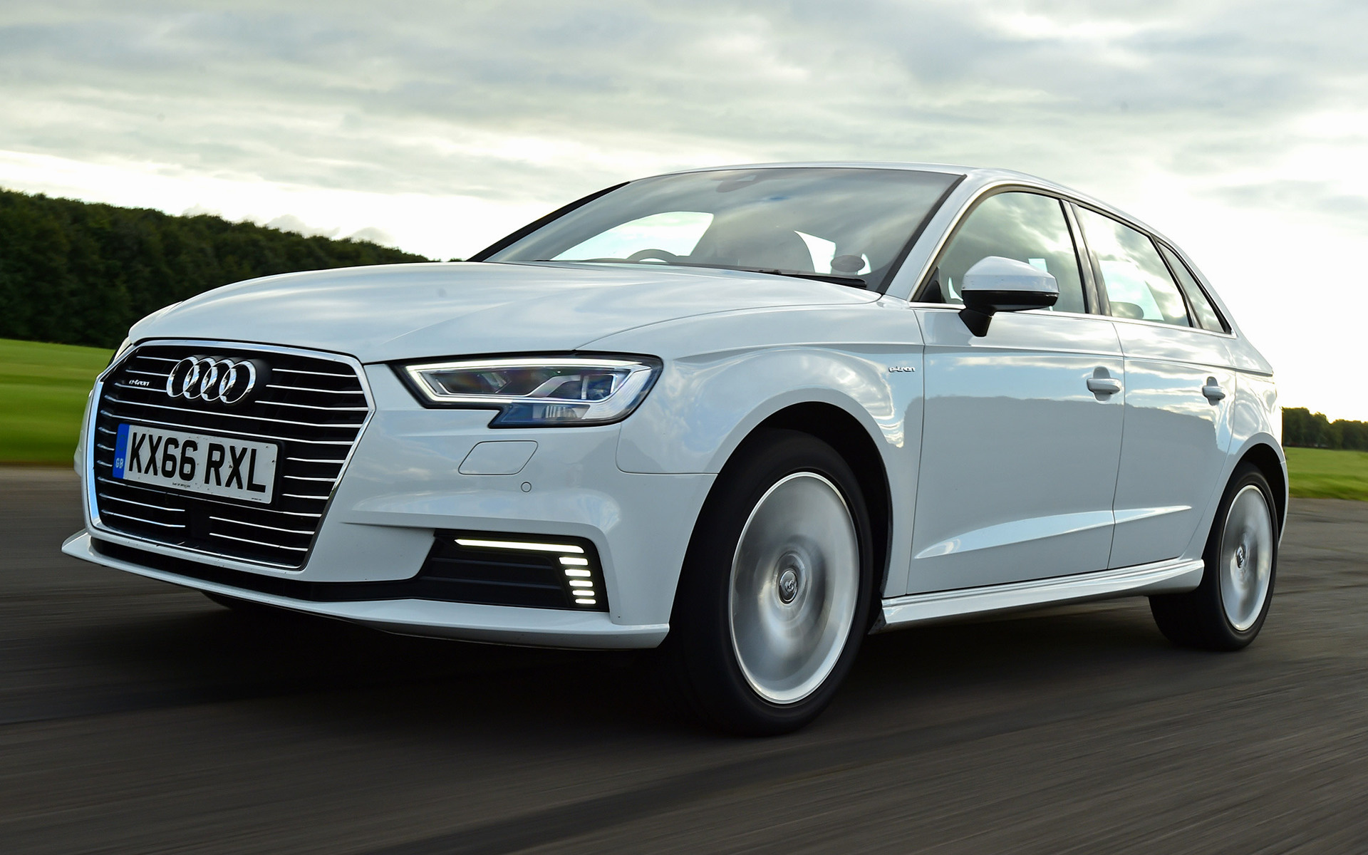 Audi A3 Sportback e tron 2016 UK Wallpapers and HD Images