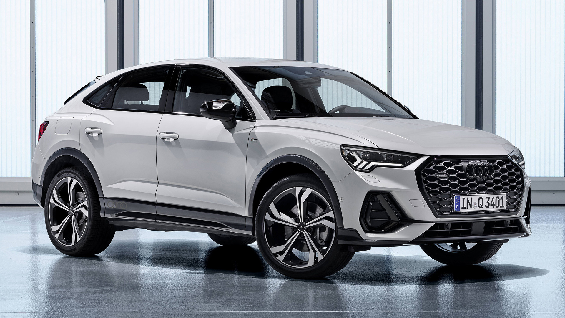 2019 Audi Q3 Sportback Edition One Wallpapers and HD