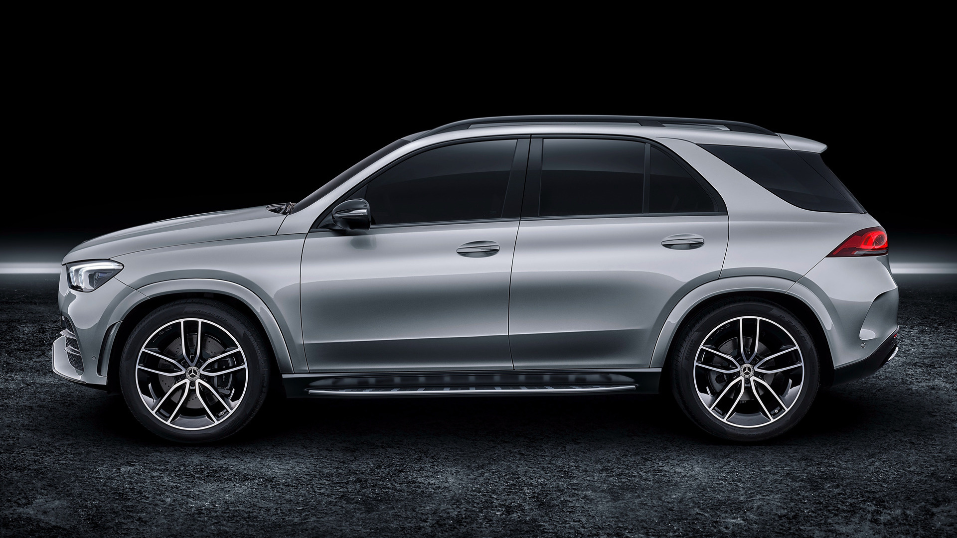 2019 Mercedes Benz Gle Class Amg Line Wallpapers And Hd
