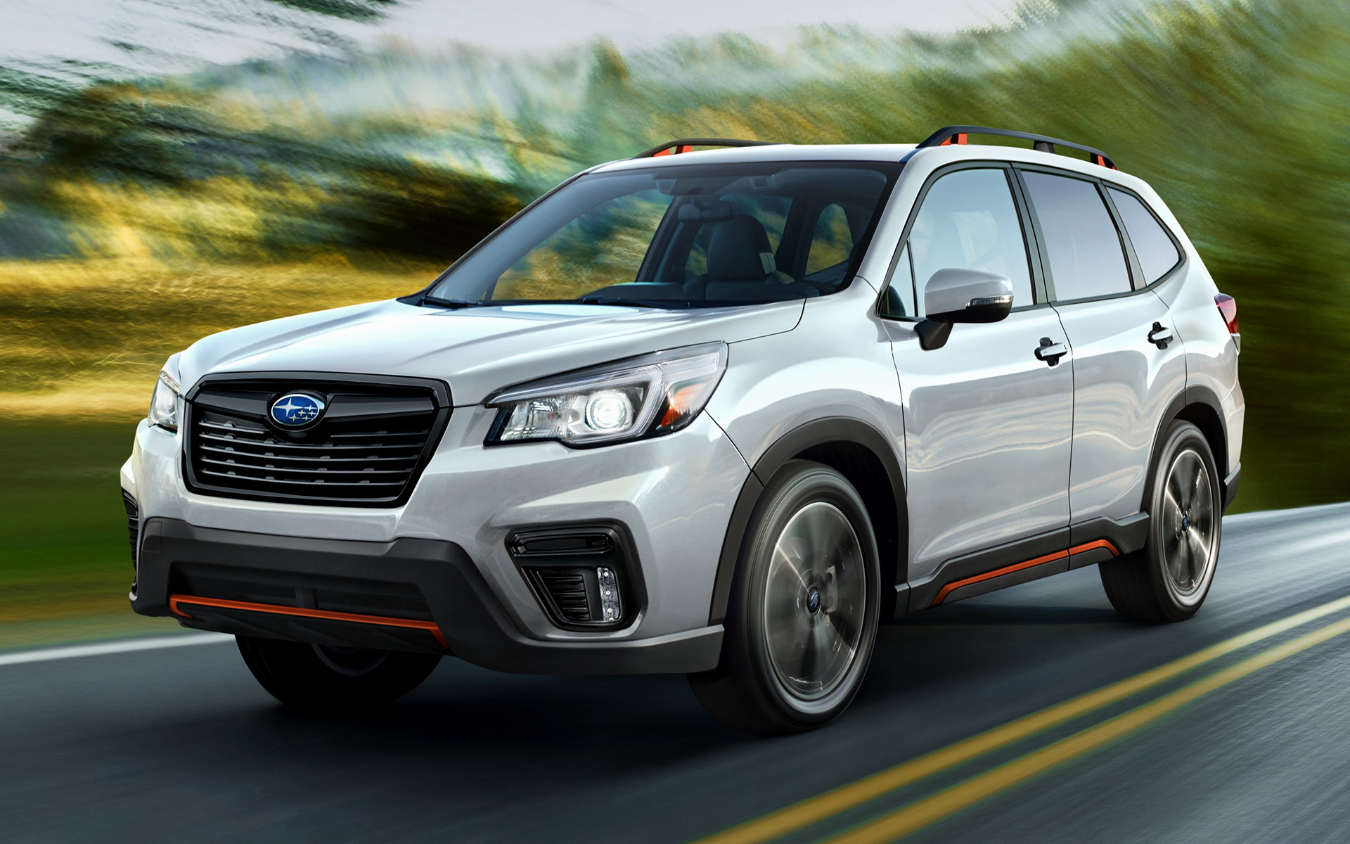 Subaru Forester Sport Car Wallpaper