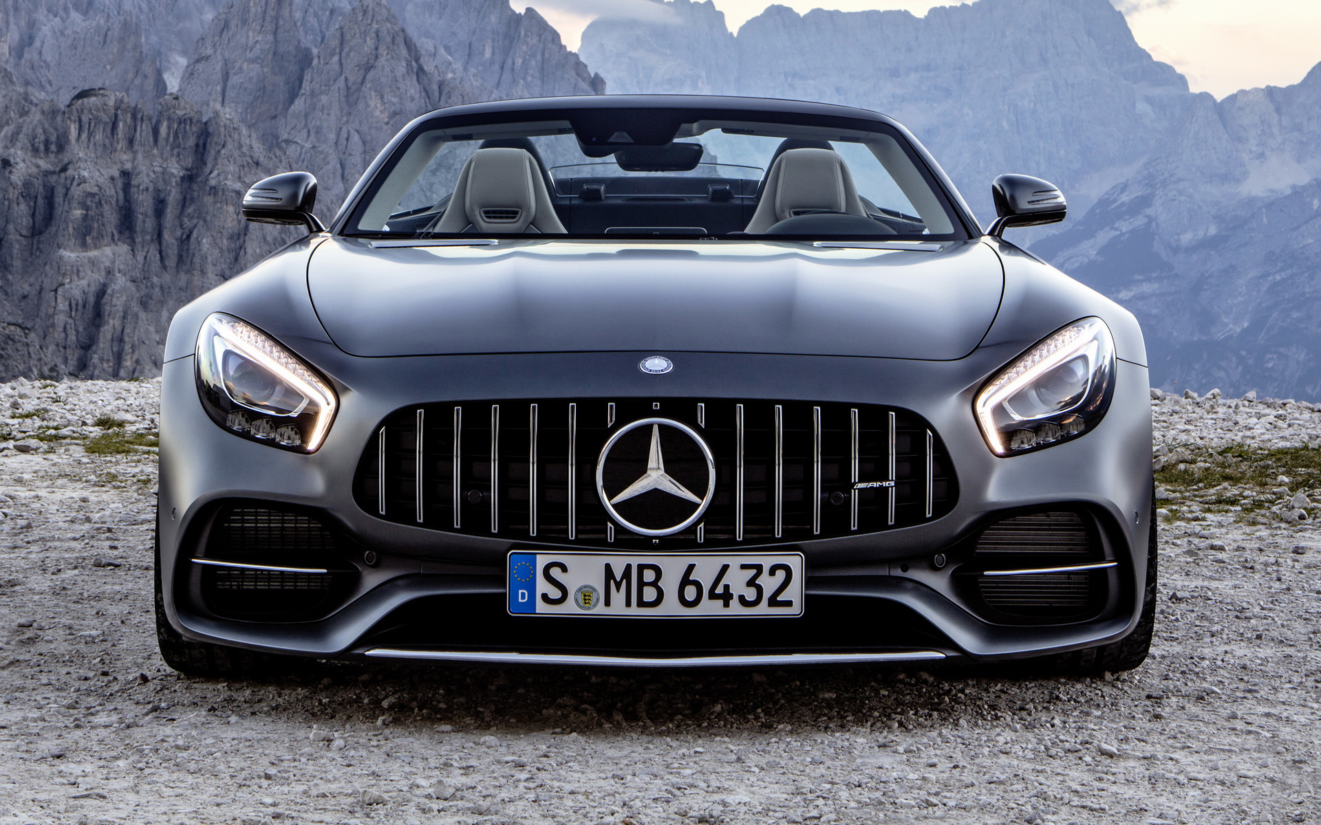 2016 Dodge Ram >> 2016 Mercedes-AMG GT C Roadster - Wallpapers and HD Images | Car Pixel