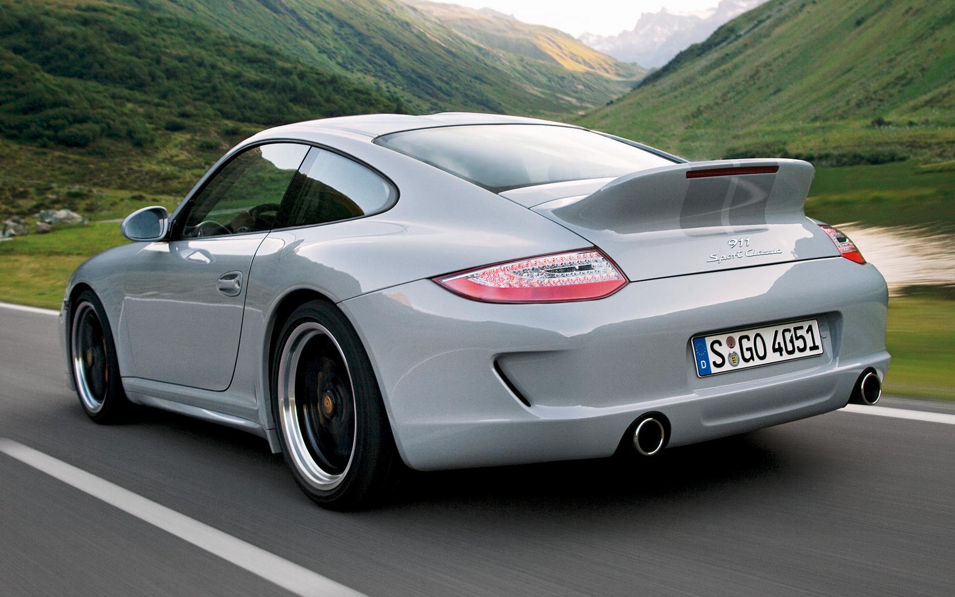 Porsche 911 Sport Classic Wallpaper: Porsche 911 Sport Classic (2009) Wallpapers And HD Images