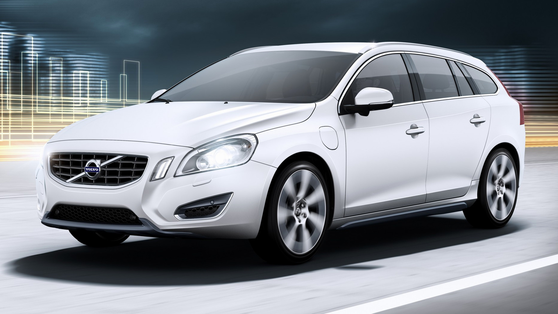 volvo v60 plug in hybrid prototype 2011 wallpapers and. Black Bedroom Furniture Sets. Home Design Ideas