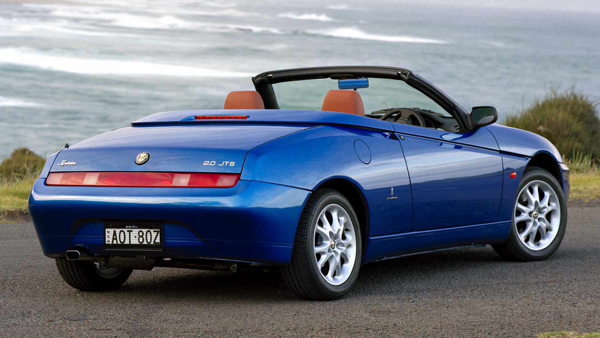 2003 Alfa Romeo Spider Au Wallpapers And Hd Images Car Pixel