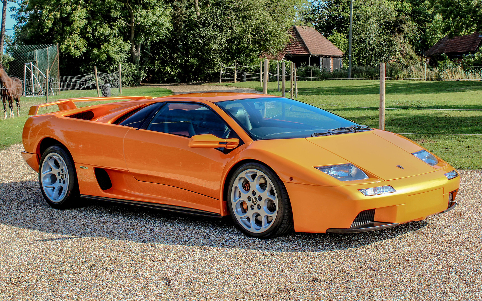 2000 Lamborghini Diablo Vt 6 0 Uk Wallpapers And Hd Images Car
