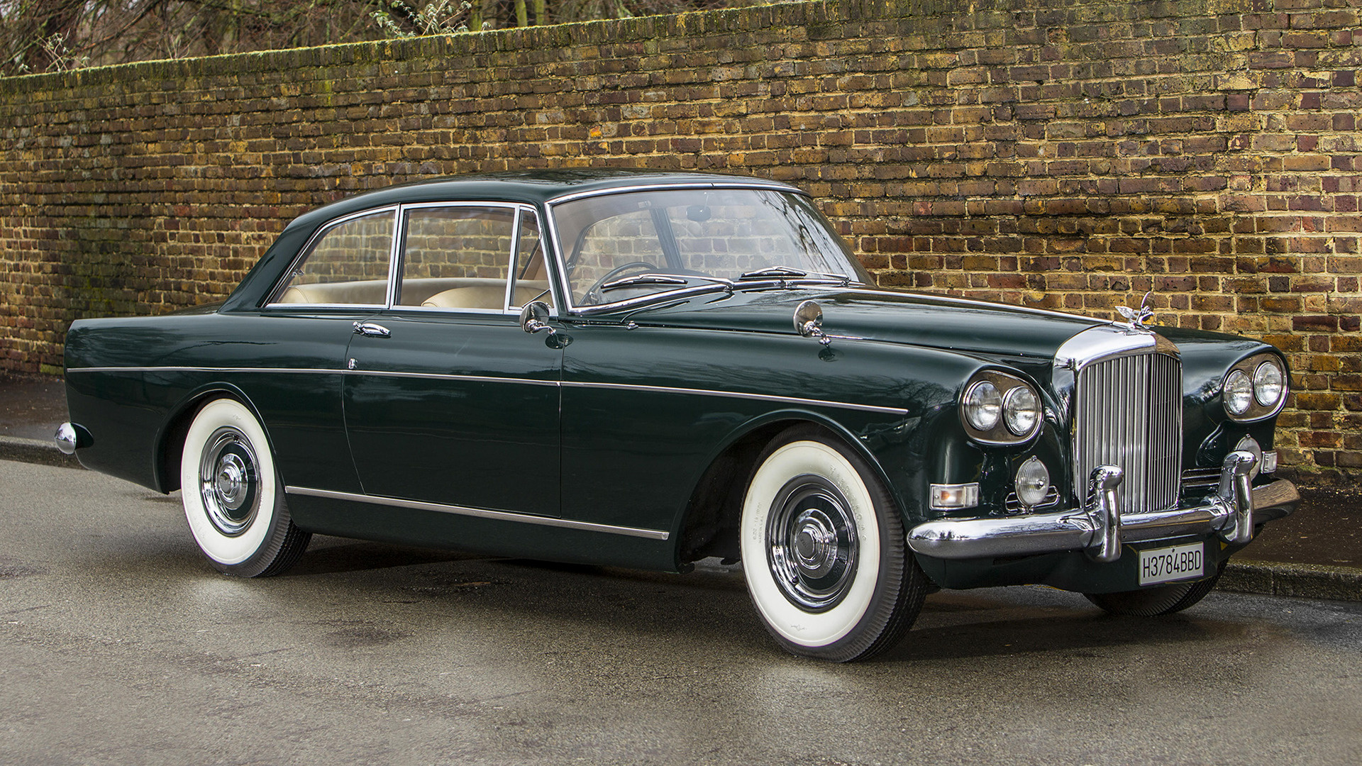 1963 Bentley S3 Continental Coupe By Mulliner Park Ward