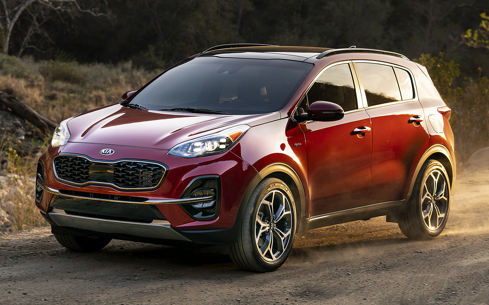 2020 Kia Sportage Sport Styling - Wallpapers and HD Images ...