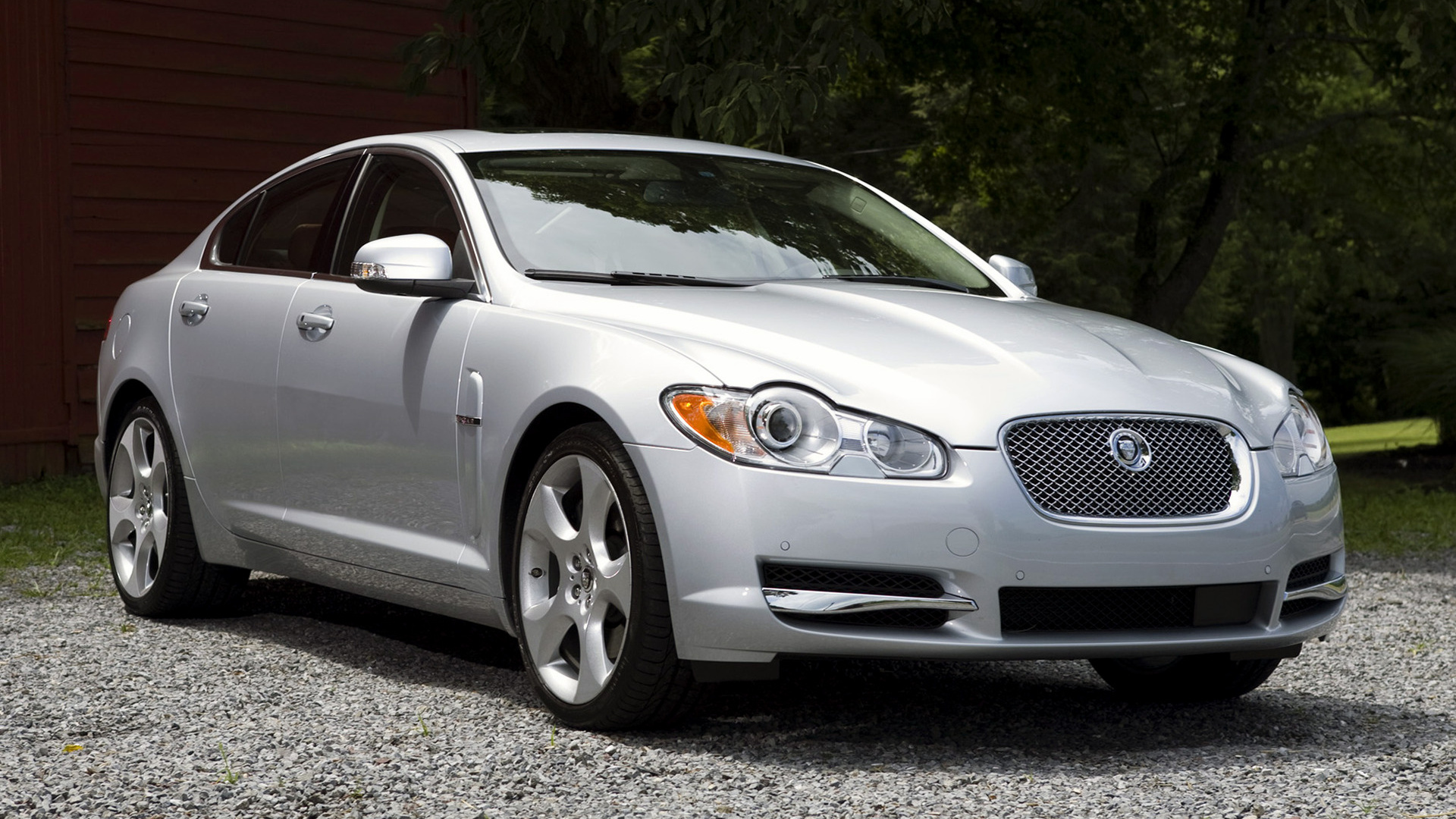 jaguar xf 2008 us wallpapers and hd images car pixel. Black Bedroom Furniture Sets. Home Design Ideas
