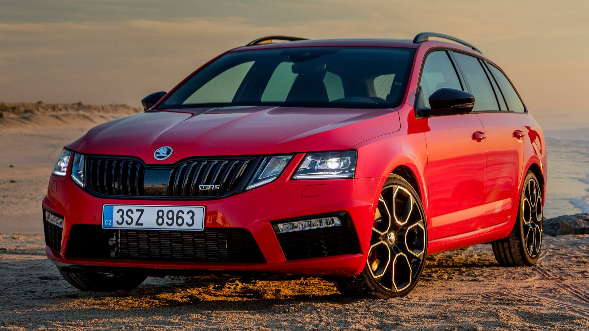 skoda octavia rs 245 combi 2017 wallpapers and hd images car pixel. Black Bedroom Furniture Sets. Home Design Ideas