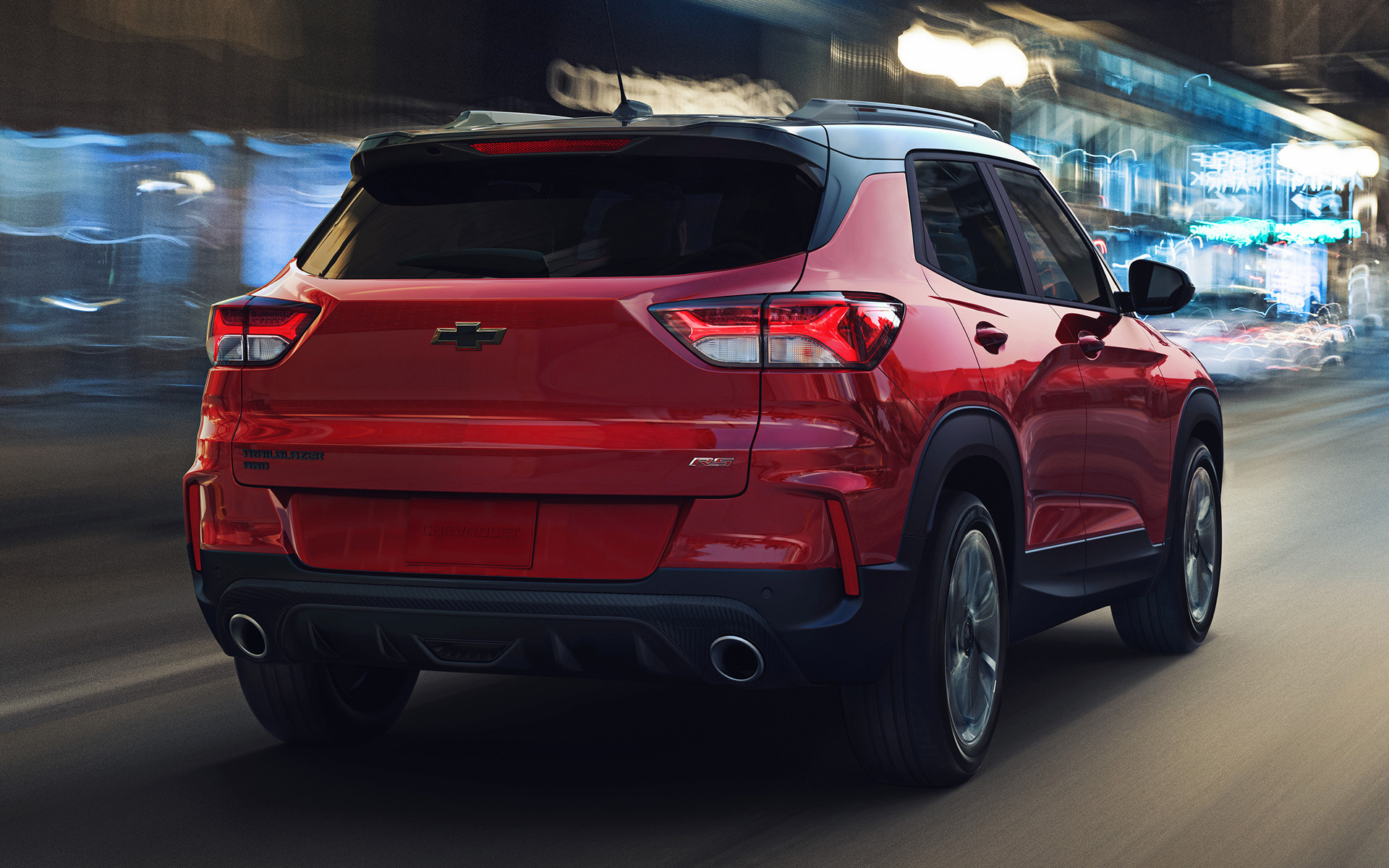 2021 Chevrolet TrailBlazer RS - Wallpapers and HD Images ...