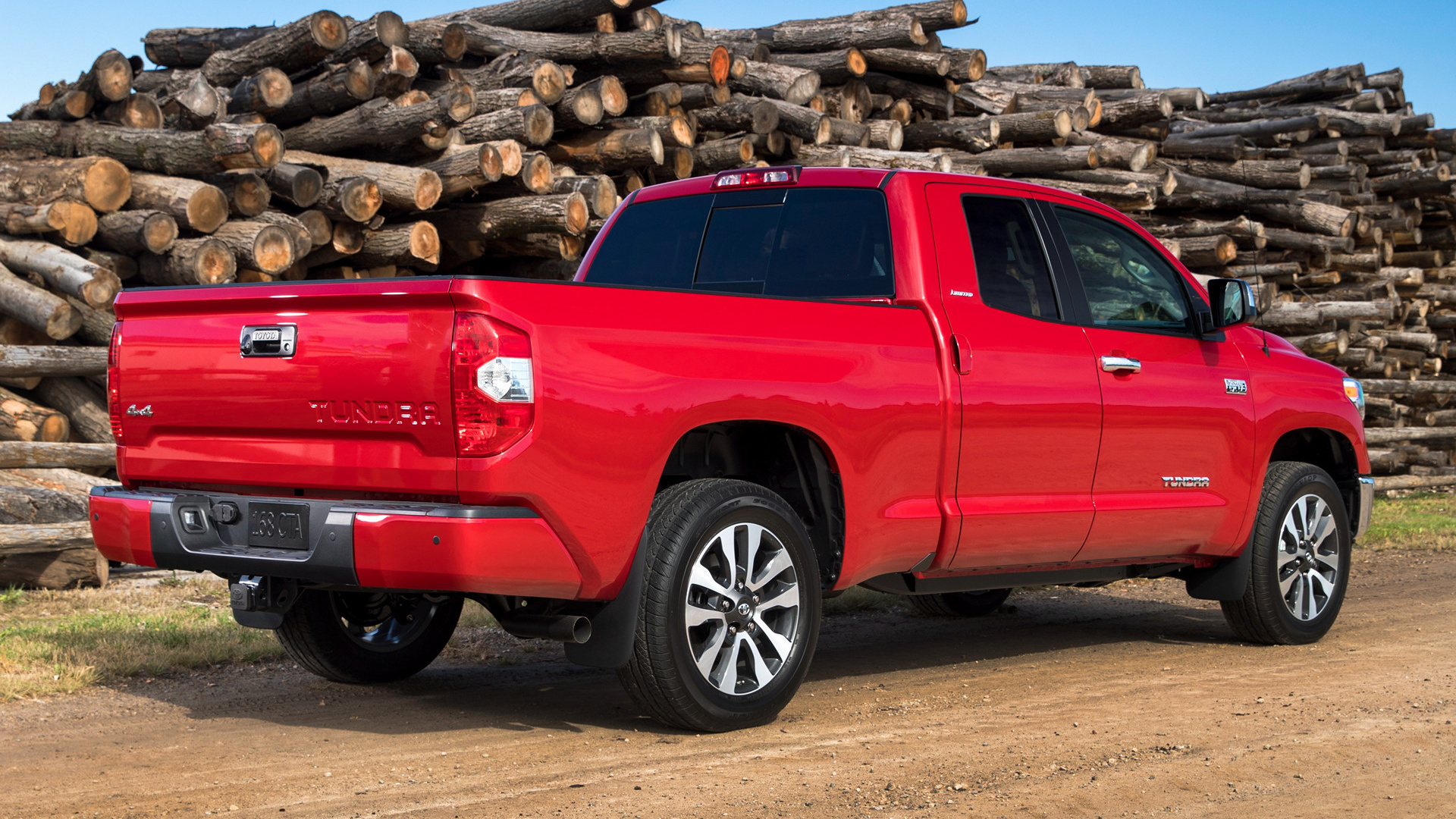 2018 Toyota Tundra Limited Double Cab - Wallpapers and HD ...