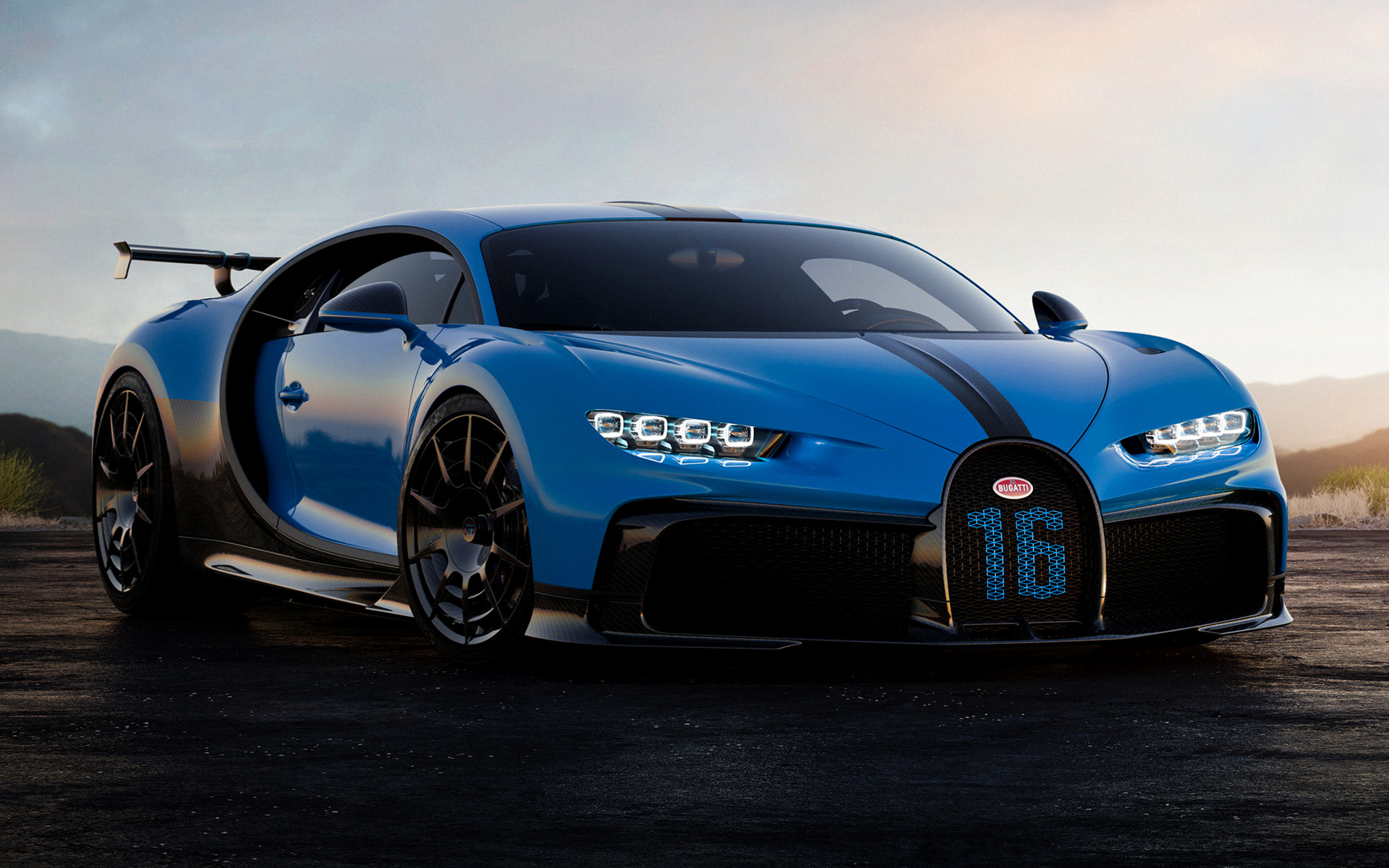 2020 Bugatti Chiron Pur Sport - Wallpapers and HD Images ...