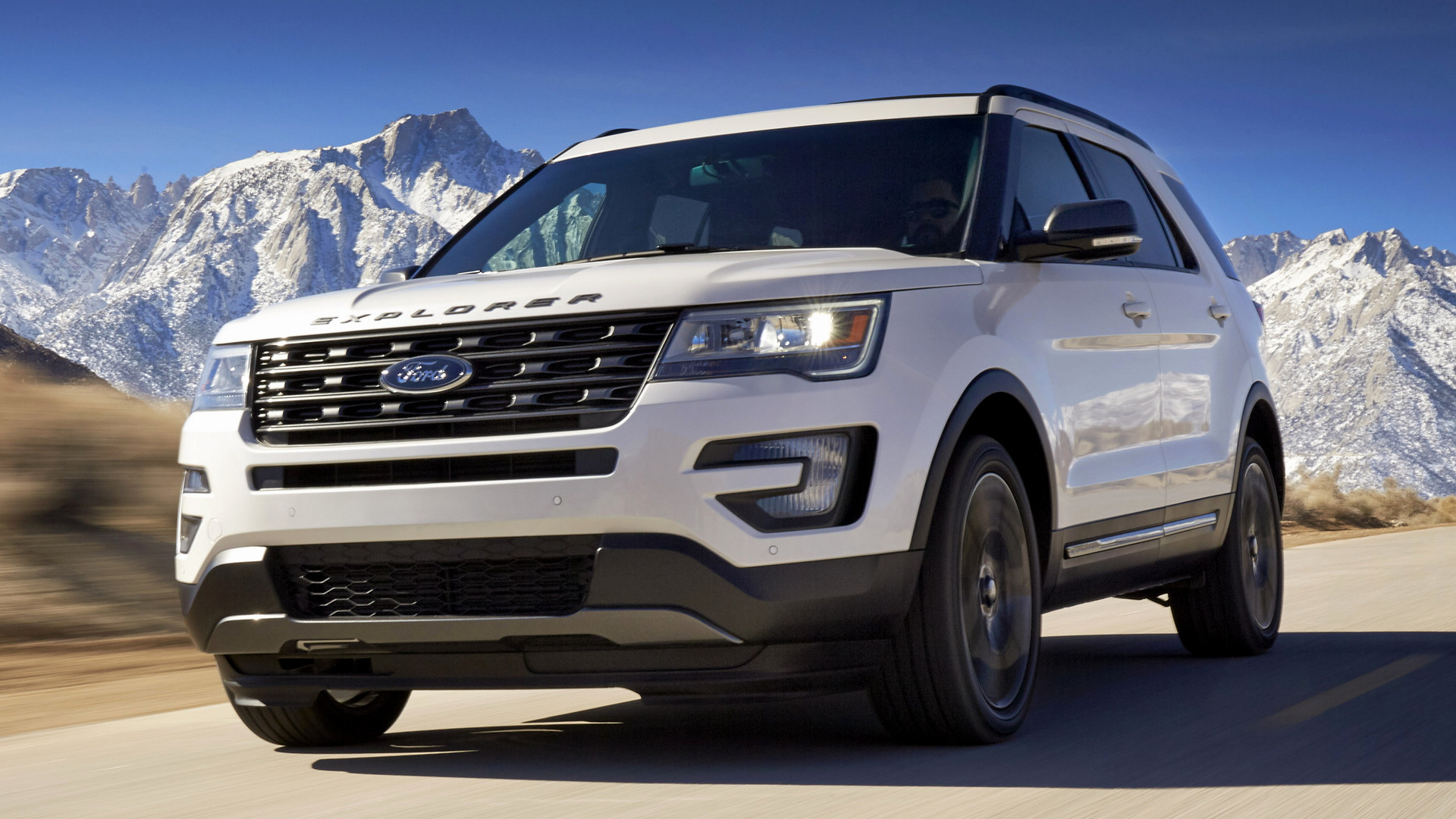 Ford Explorer XLT Sport Appearance Package (2017 ...